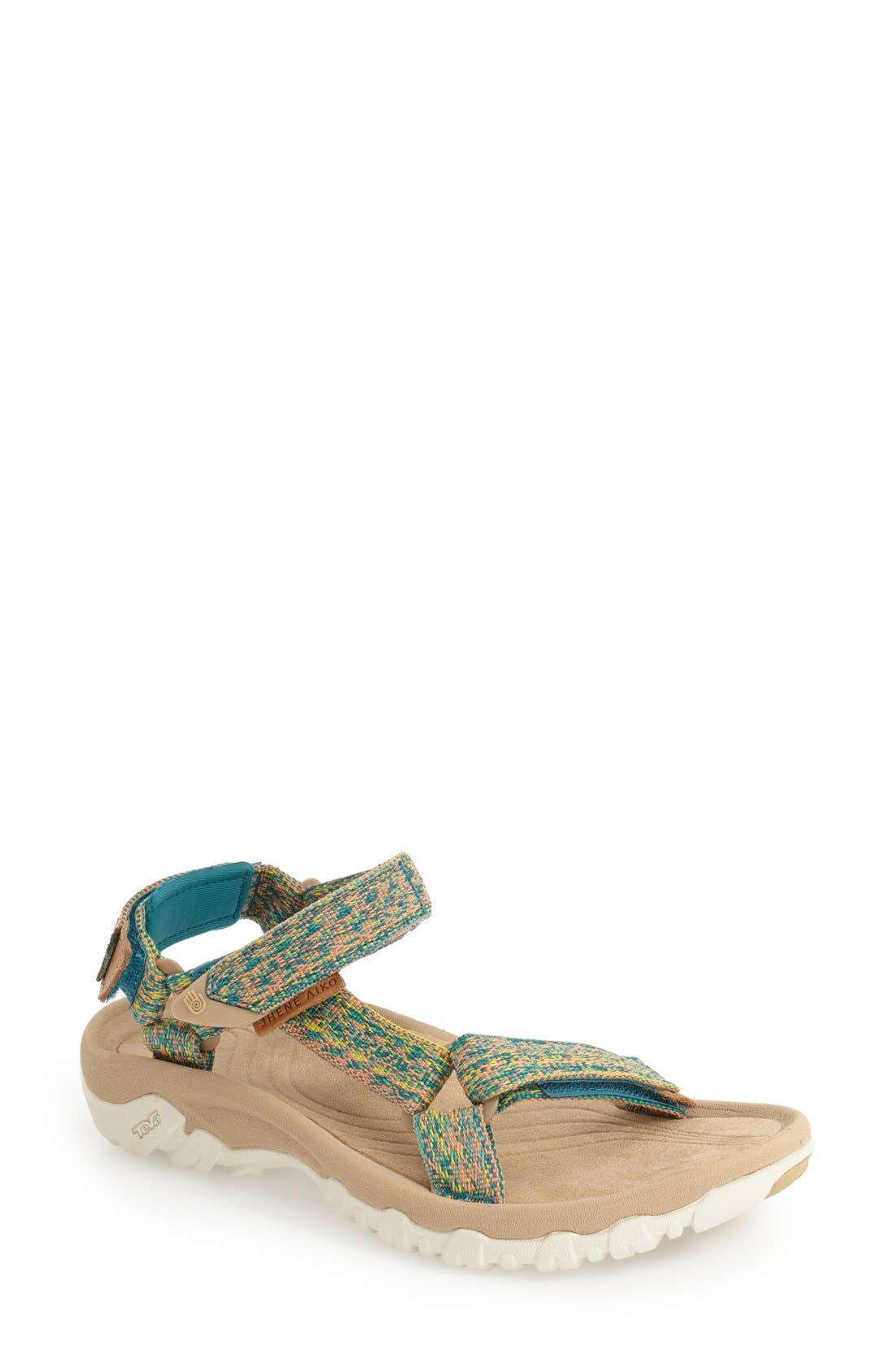 x Jhené Aiko 'Hurricane XLT' Sandal, Main, color, 330