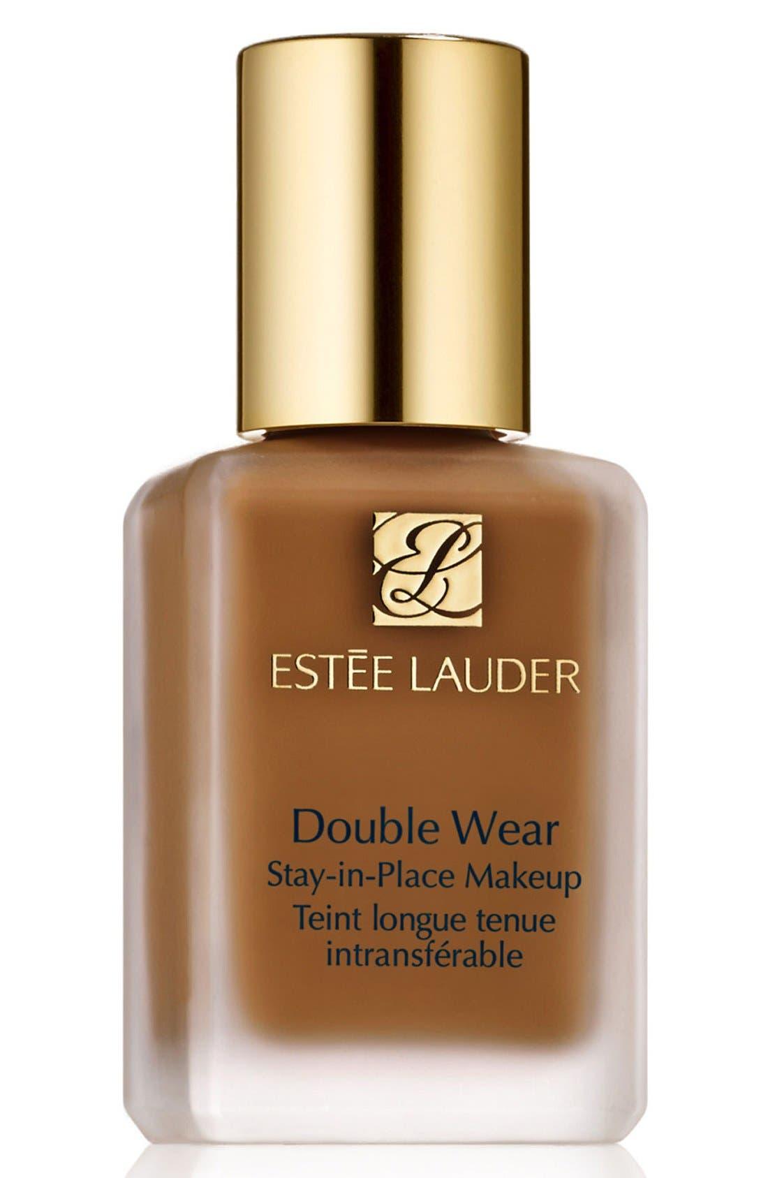 Estee Lauder Double Wear Stay-In-Place Liquid Makeup - 6W2 Nutmeg