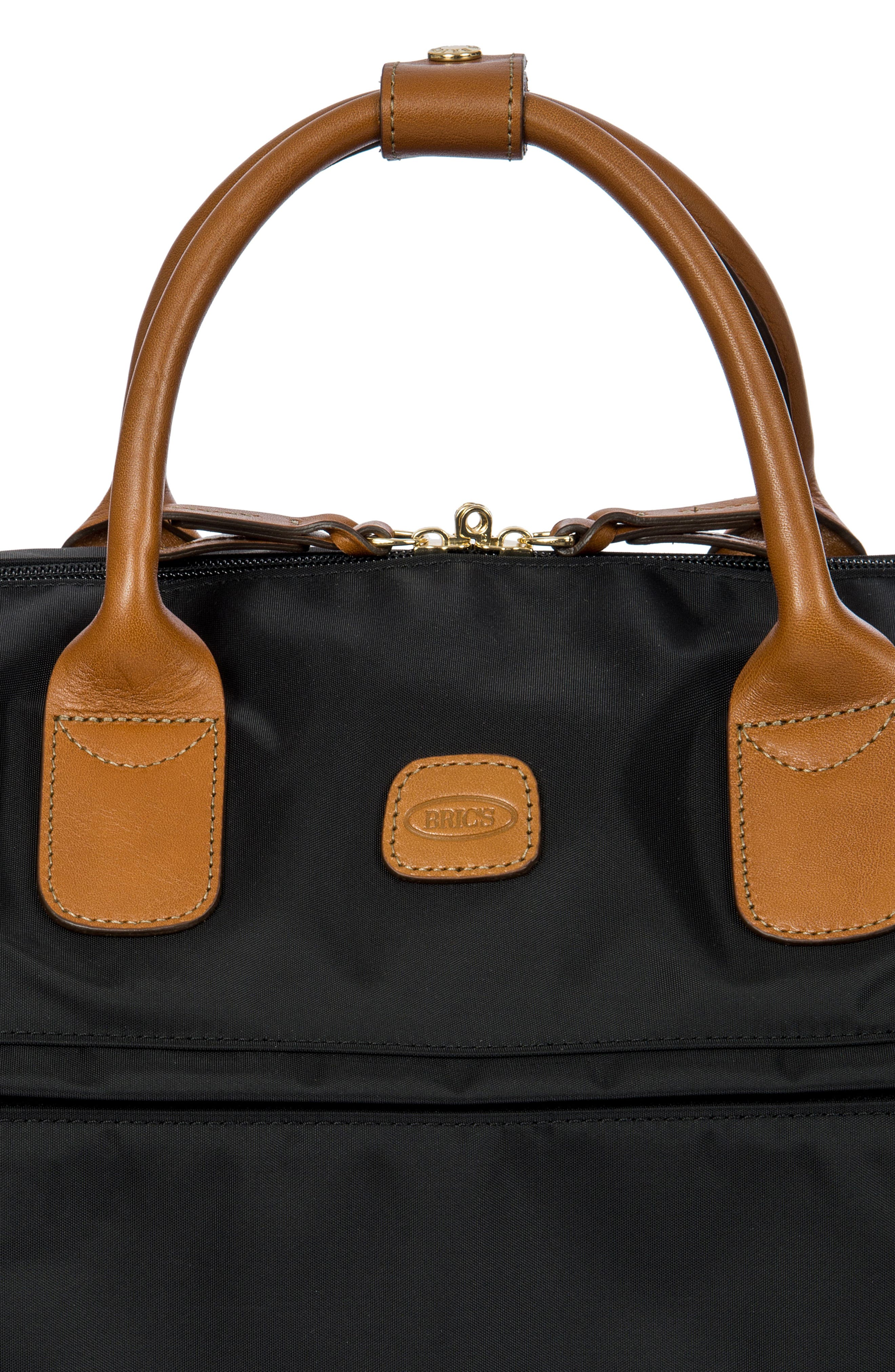 X-Bag Boarding 22-Inch Duffel Bag,                             Alternate thumbnail 5, color,                             BLACK