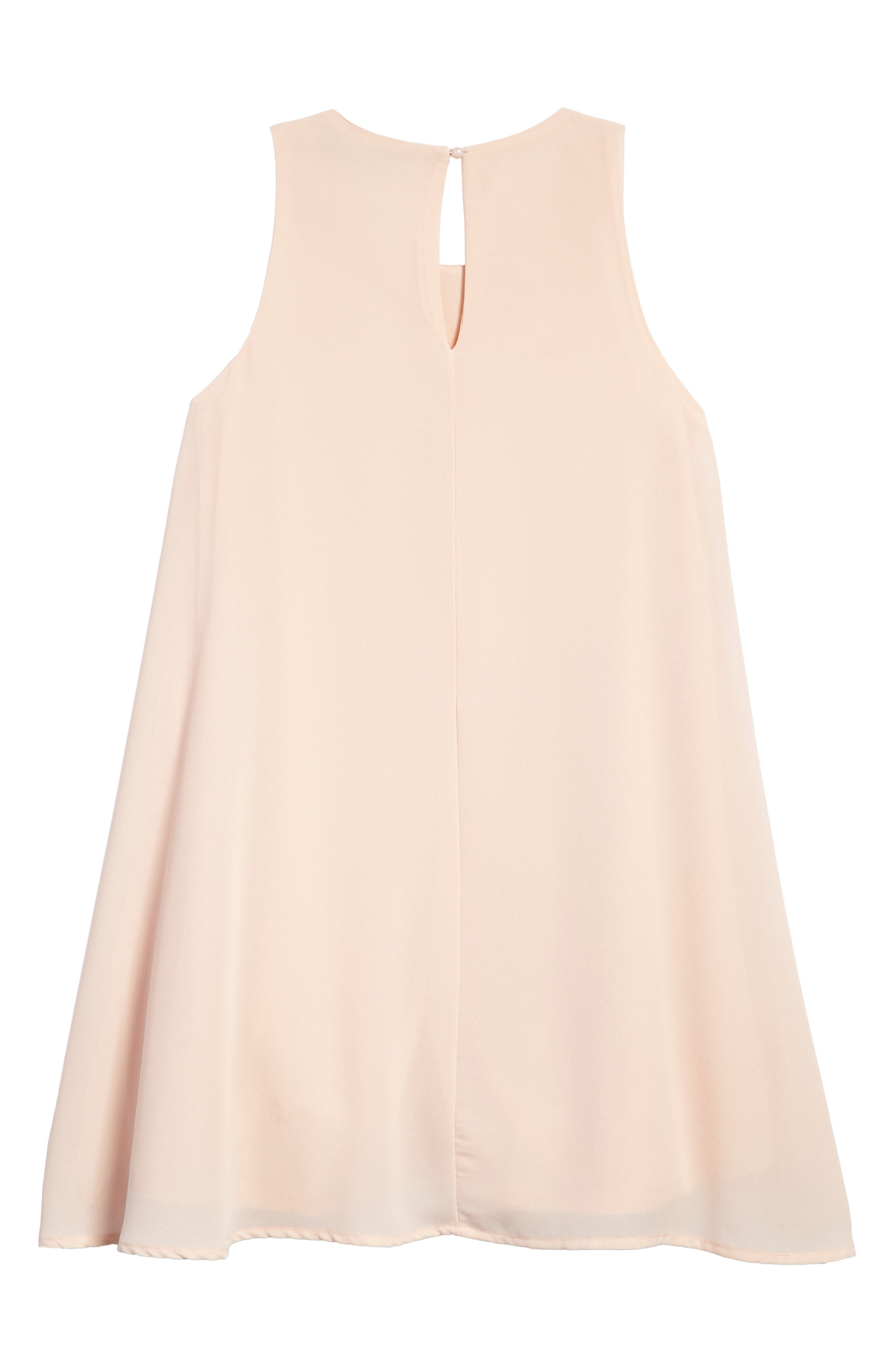 Pippa Chiffon Trapeze Dress,                             Alternate thumbnail 2, color,                             650