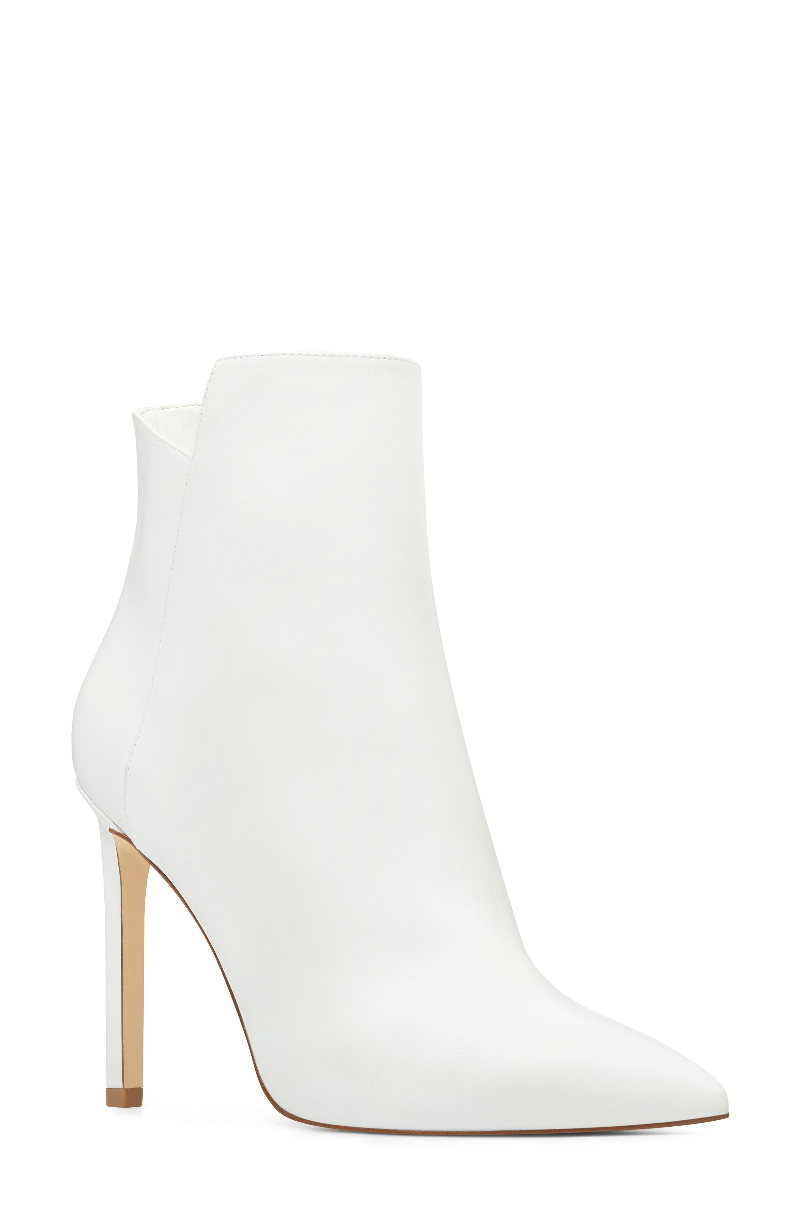 Nine West Tomorrow Bootie- White
