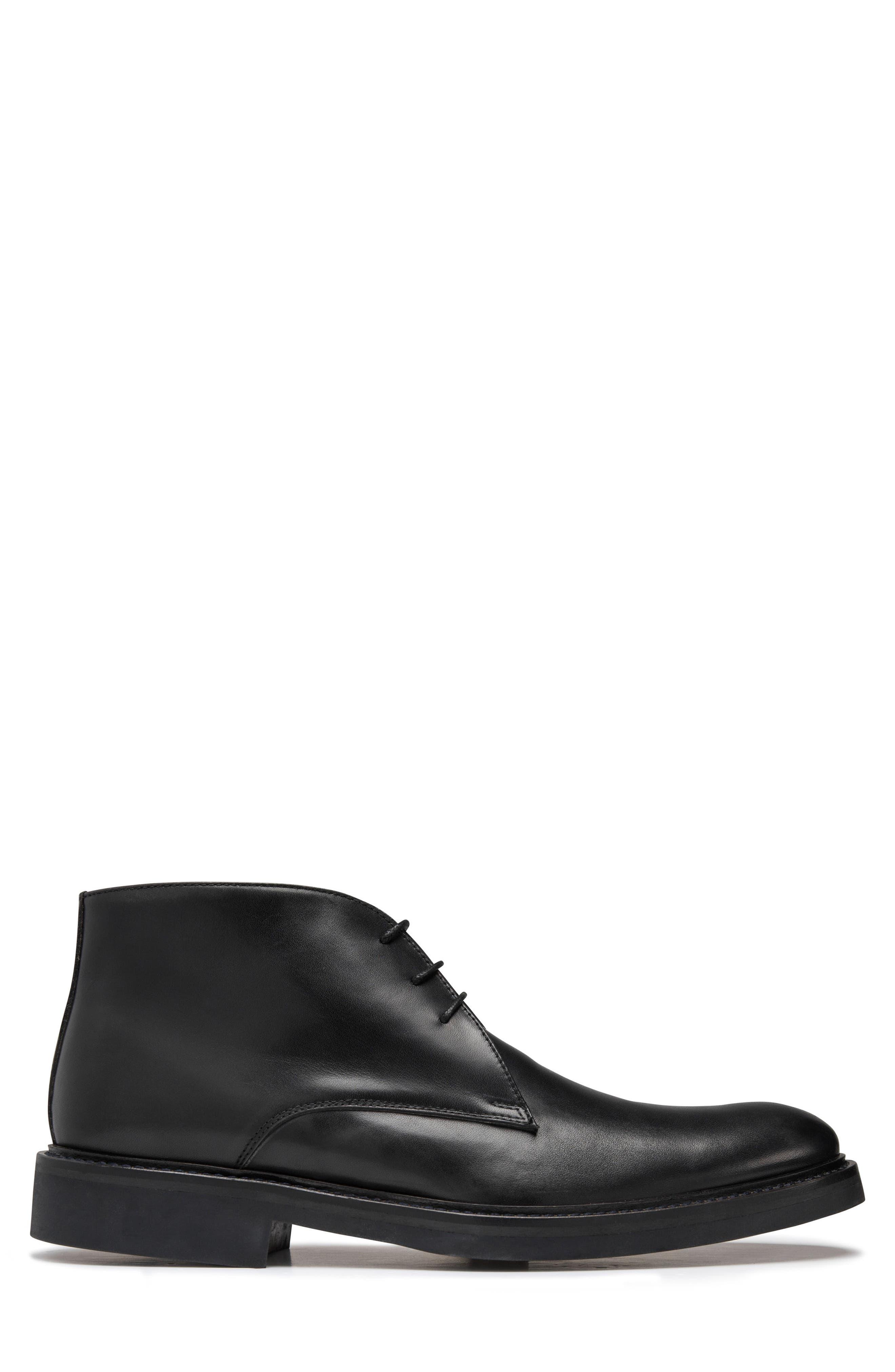 Milano Chukka Boot,                             Alternate thumbnail 3, color,                             NERO