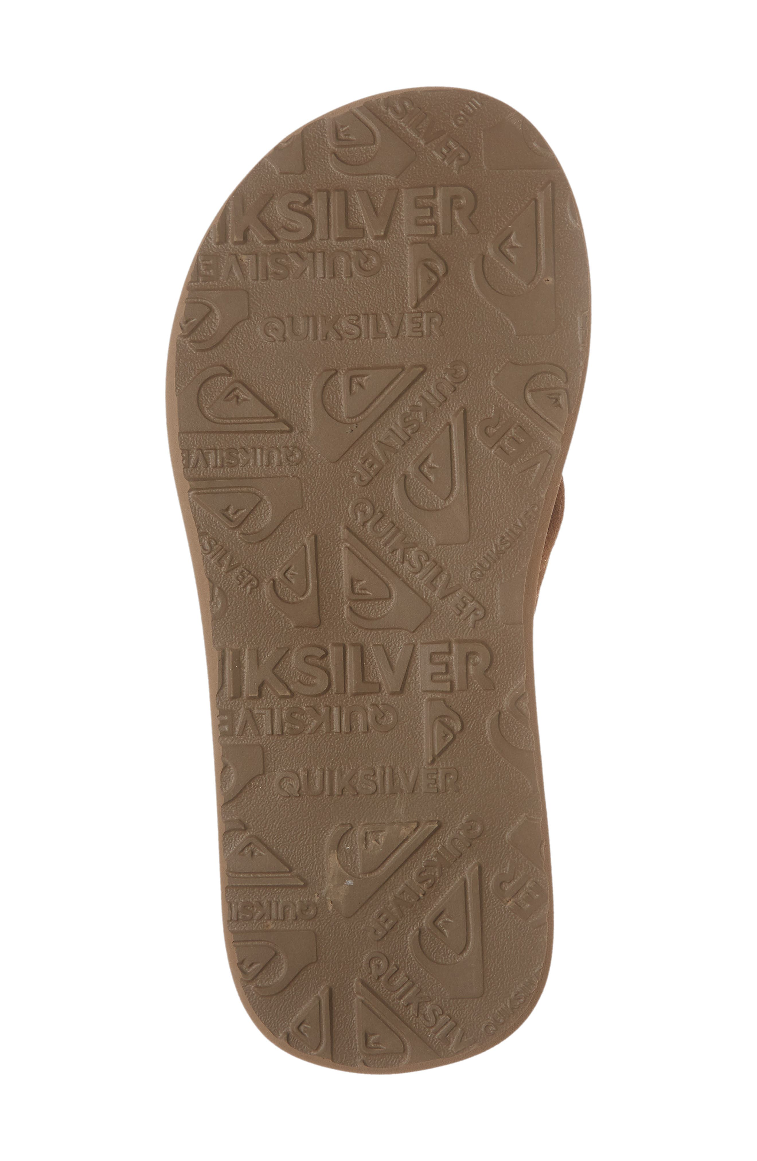 Carver Flip Flop,                             Alternate thumbnail 7, color,                             TAN