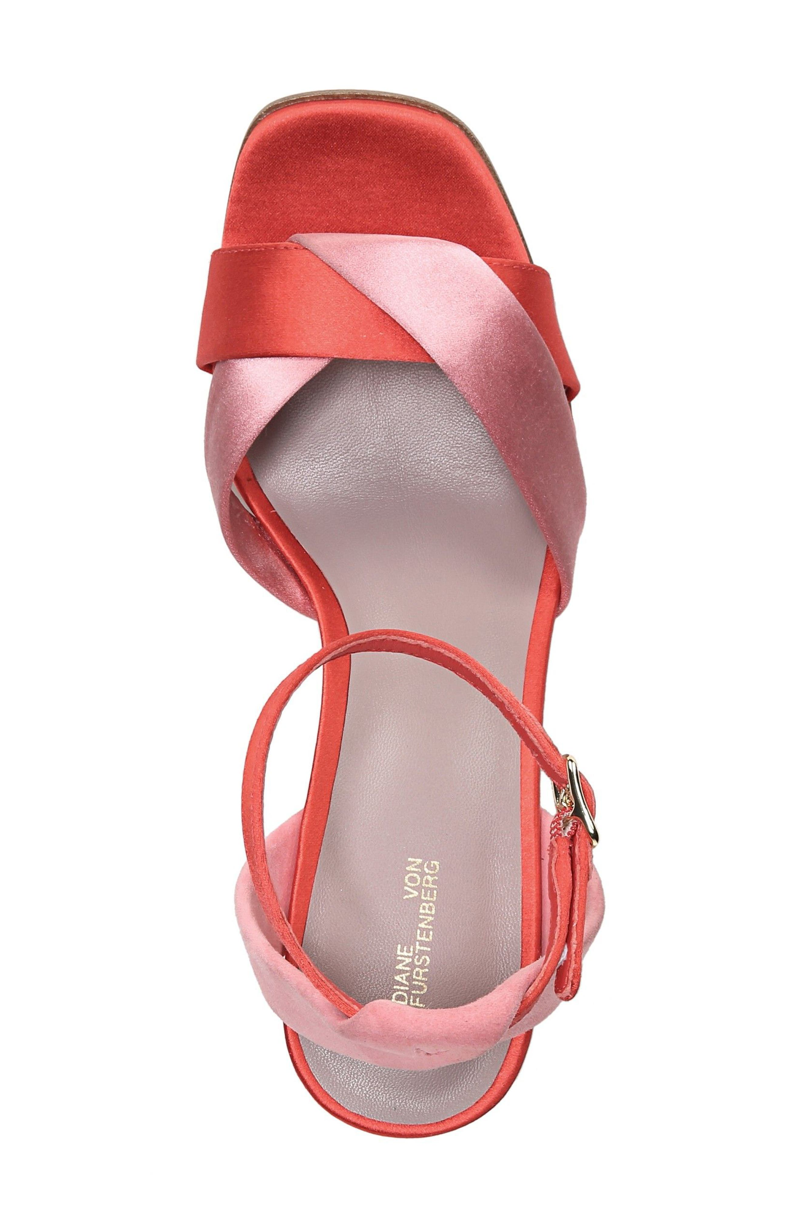 Fiona Strappy Sandal,                             Alternate thumbnail 5, color,