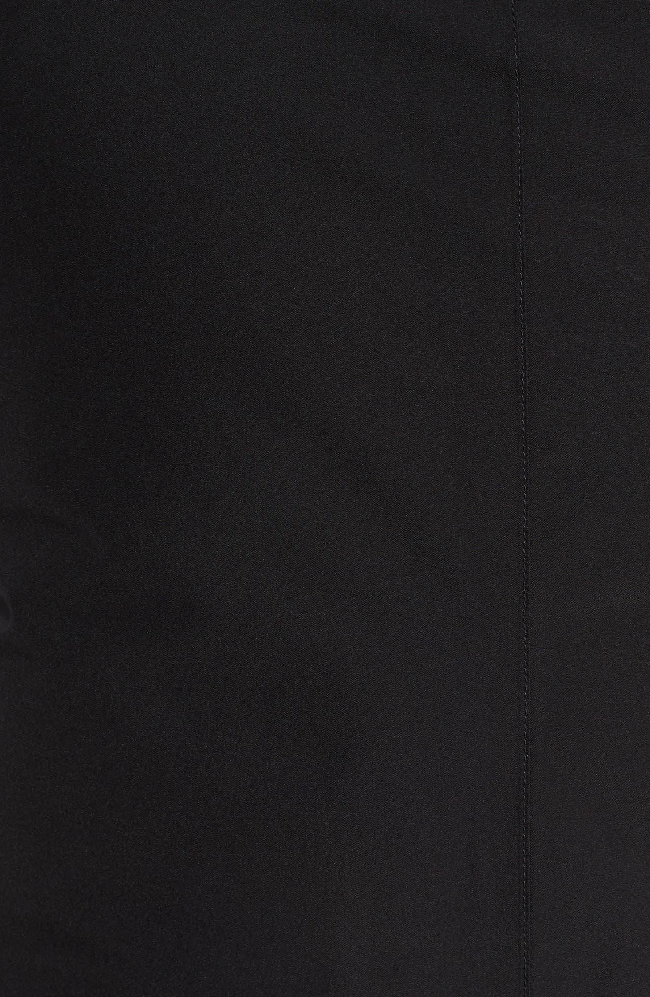 Paddock 3-in-1 Gore-Tex<sup>®</sup> Regular Fit Anorak,                             Alternate thumbnail 7, color,                             BLACK
