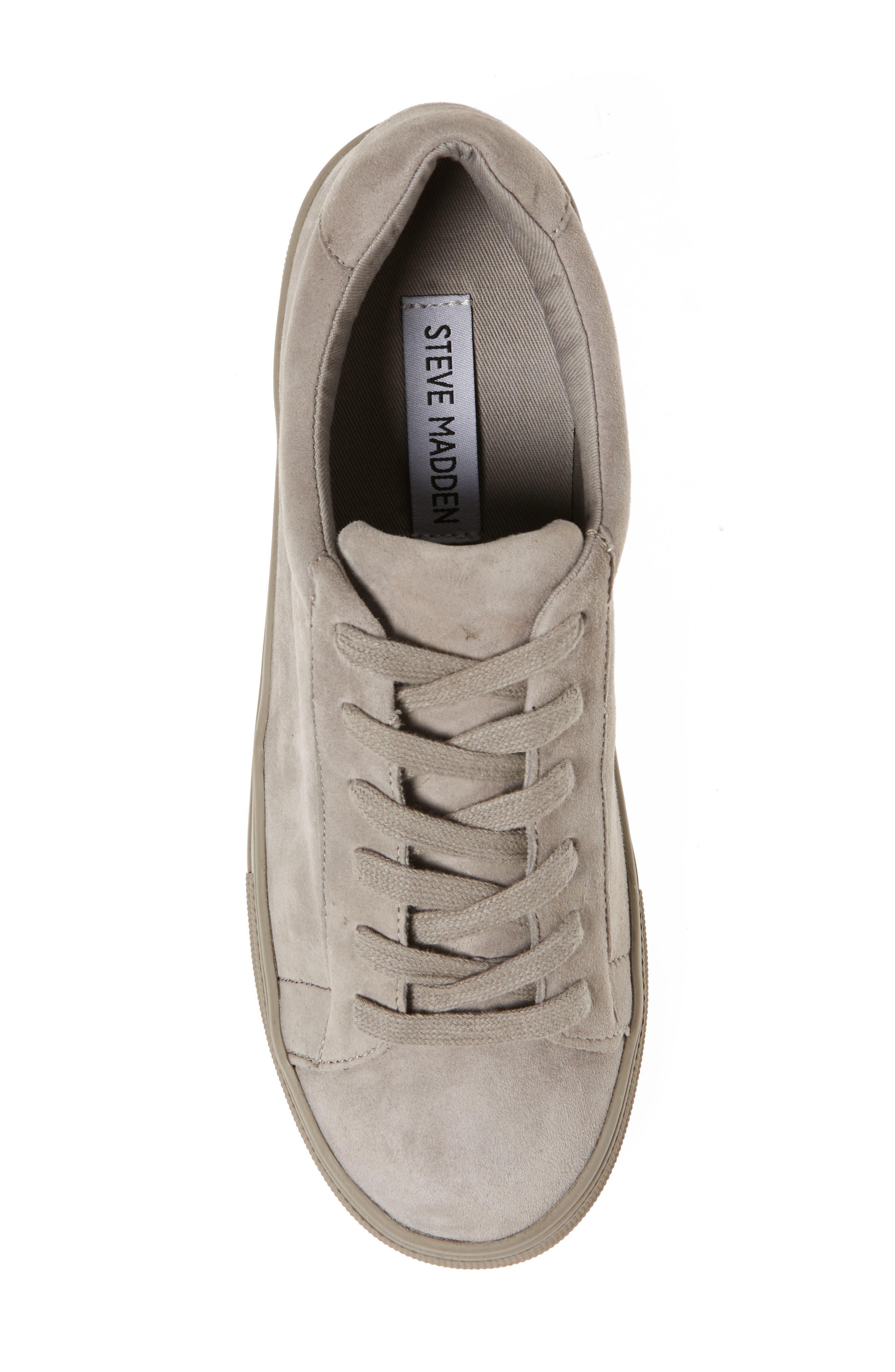Gisela Low Top Sneaker,                             Alternate thumbnail 5, color,                             020