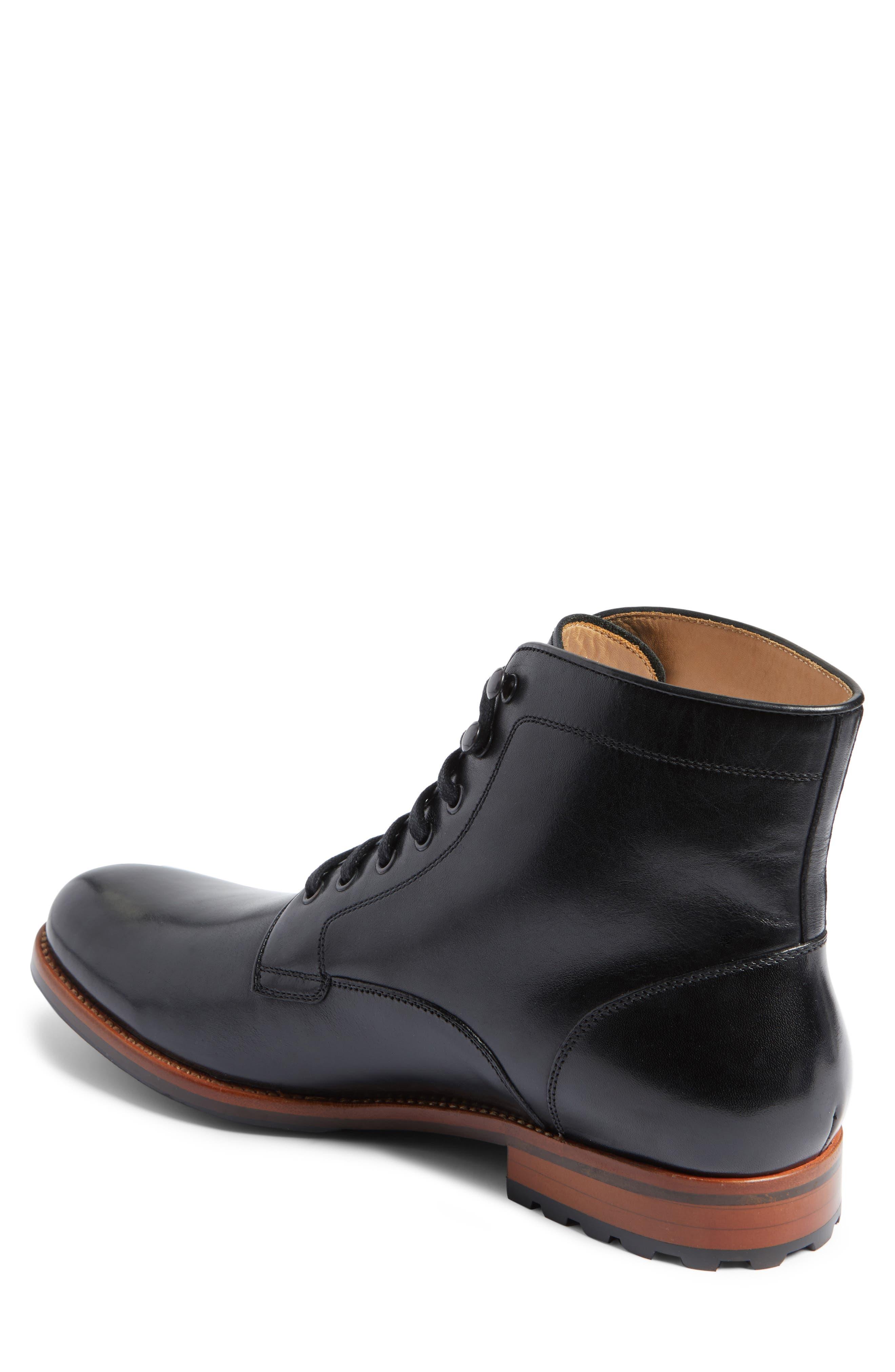 Axeford Plain Toe Boot,                             Alternate thumbnail 2, color,                             001