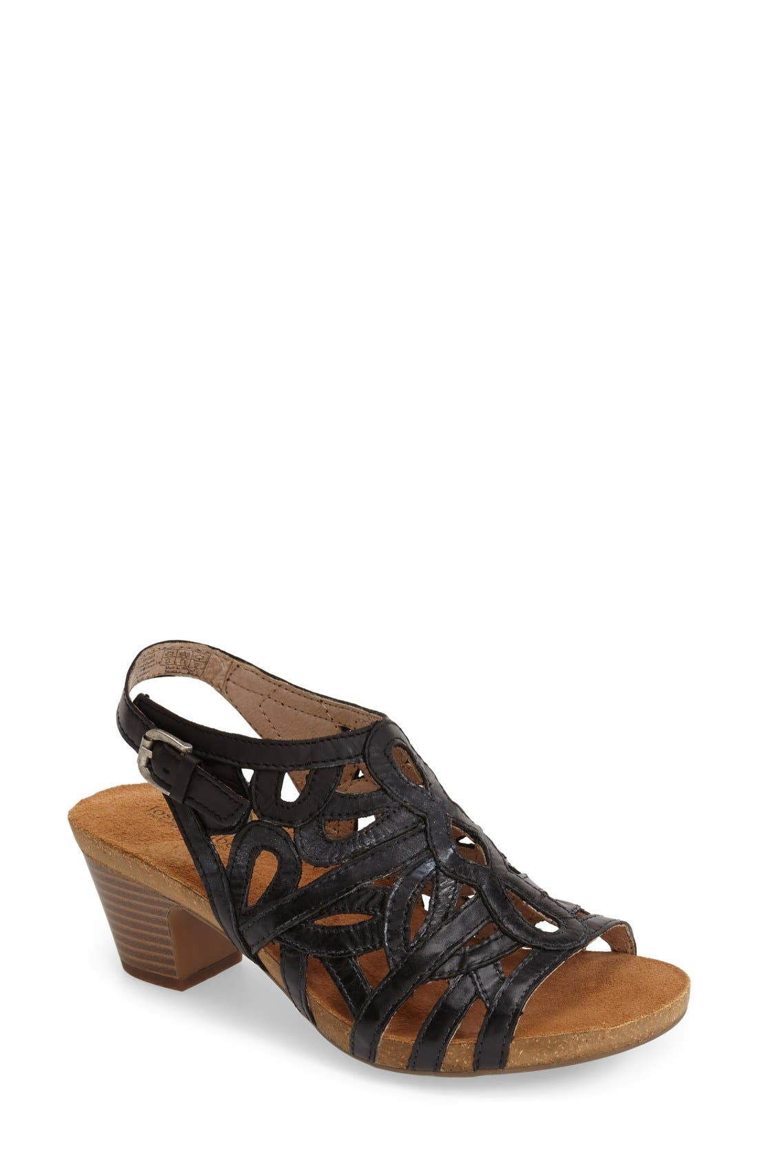 'Ruth 03' Sandal,                         Main,                         color, 003