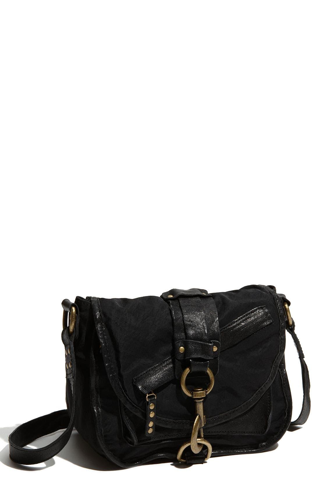 M20 'Marco' Fabric Mini Bag, Main, color, 001