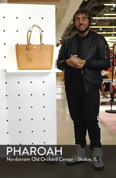 Robinson Leather Tote, sales video thumbnail