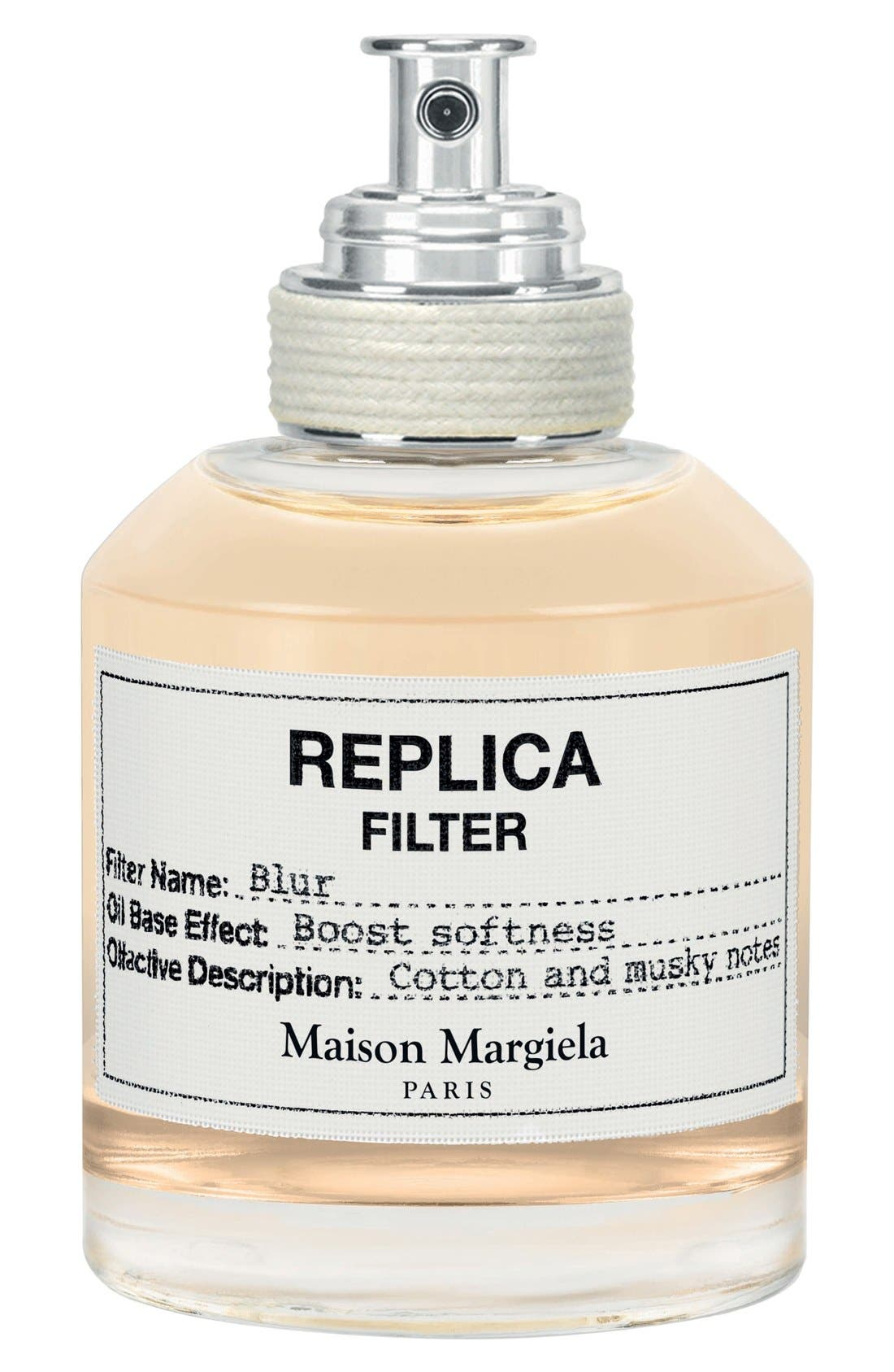 Replica Filter Blur Fragrance Primer,                             Main thumbnail 1, color,                             NO COLOR