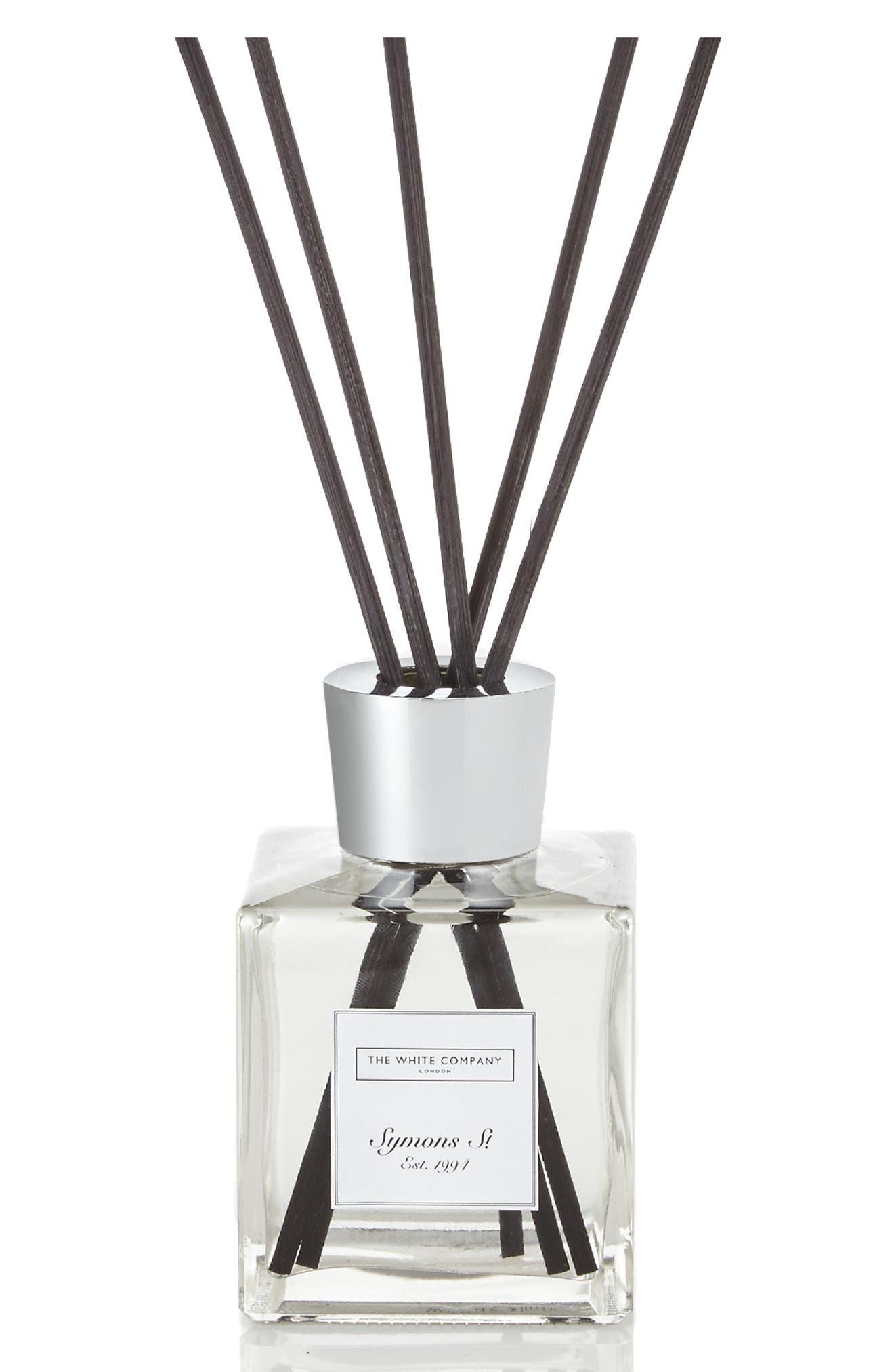 No. 155 Home Fragrance Diffuser, Main, color, WHITE