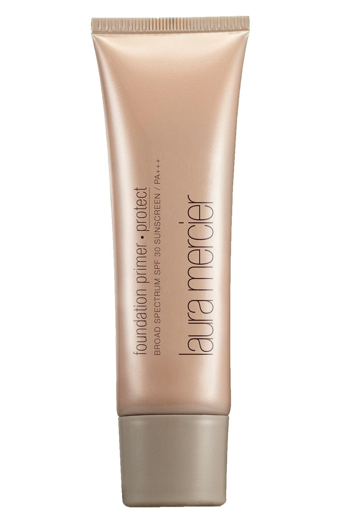 Foundation Primer Protect Broad Spectrum SPF 30/PA+++,                             Main thumbnail 1, color,                             NO COLOR