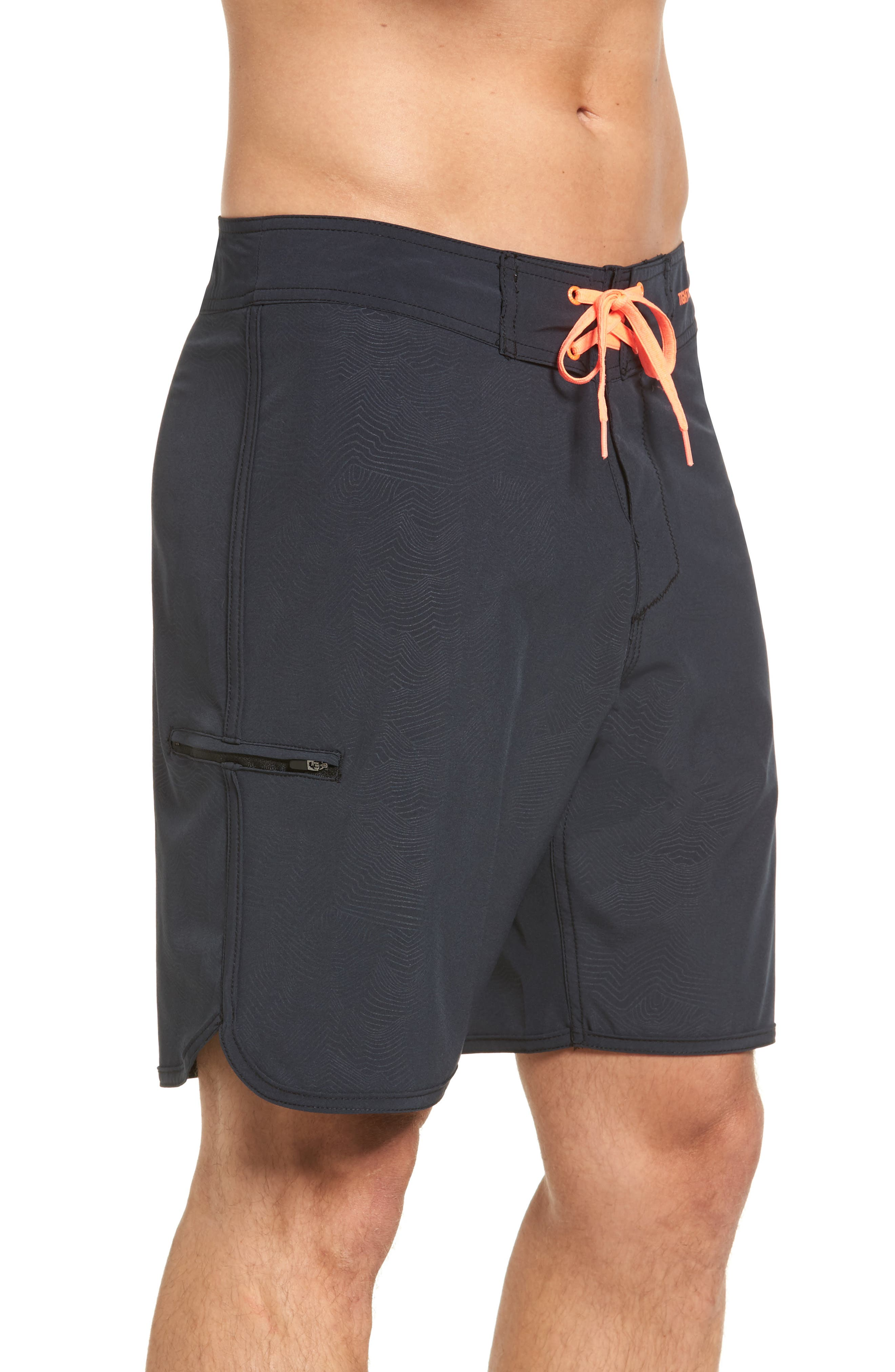Elevation Board Shorts,                             Alternate thumbnail 3, color,                             001