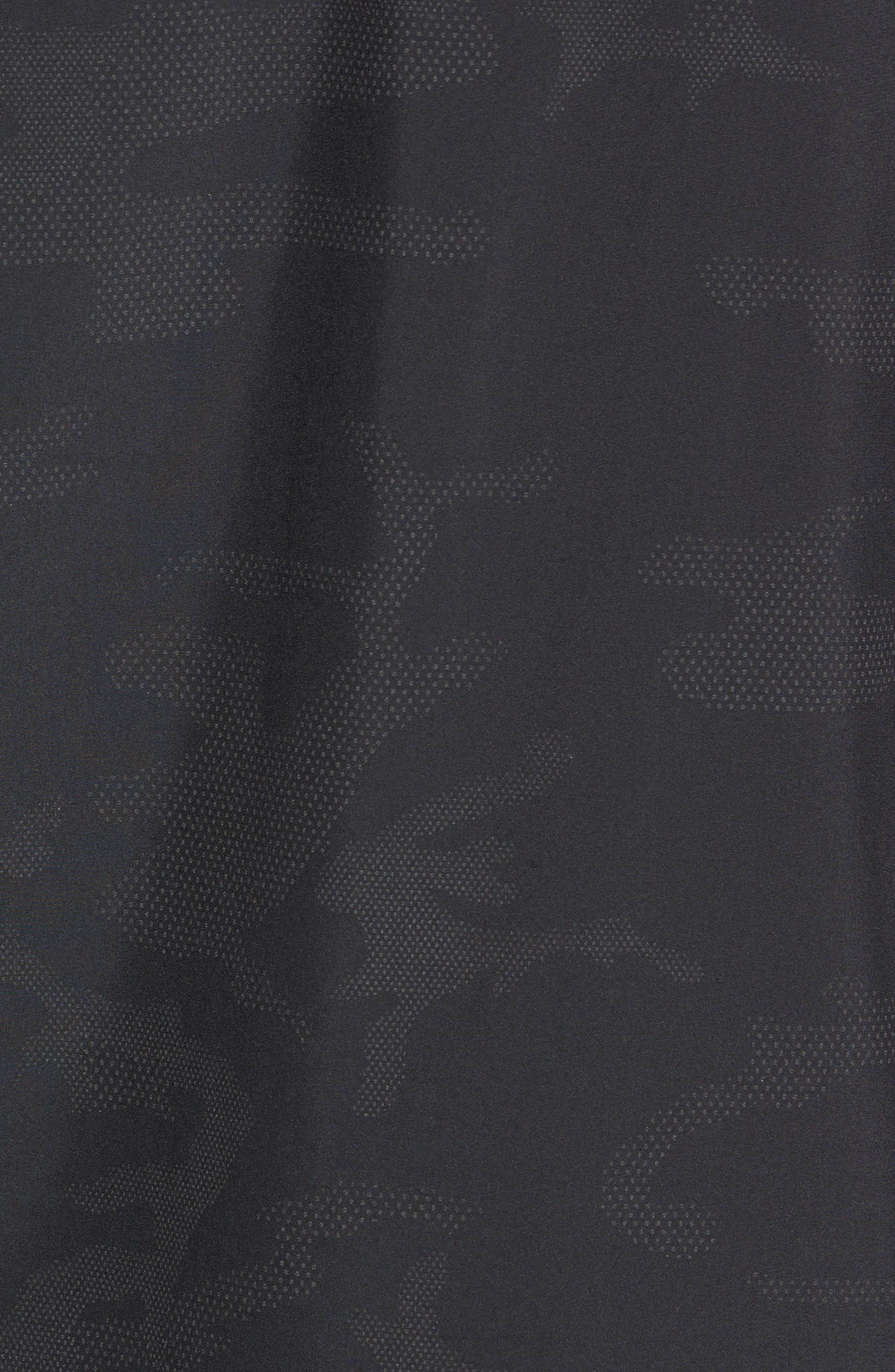 Riley Jacket,                             Alternate thumbnail 7, color,                             BLACK REFLECTIVE