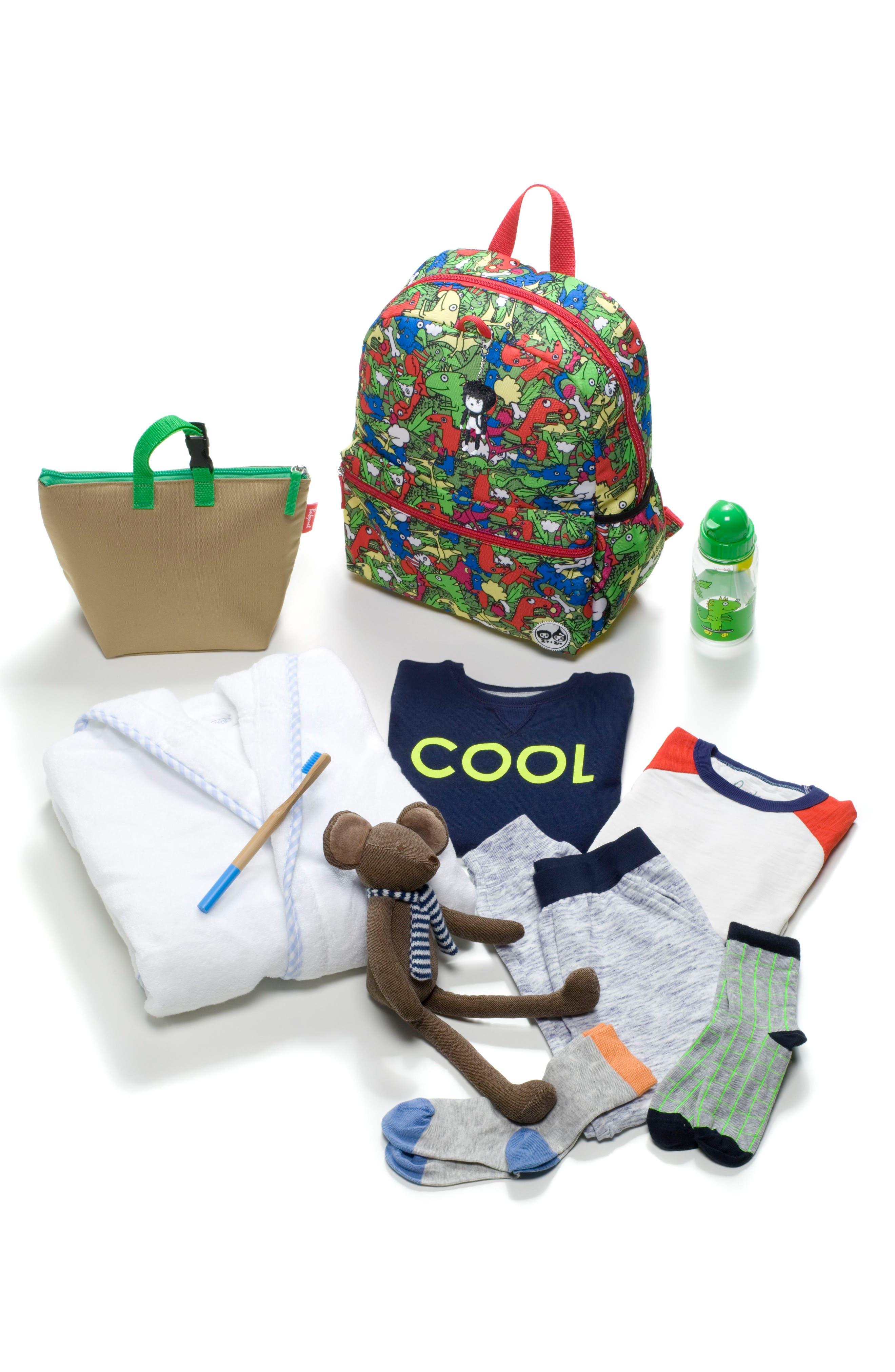 Zip & Zoe Junior Backpack Set,                             Alternate thumbnail 5, color,                             300