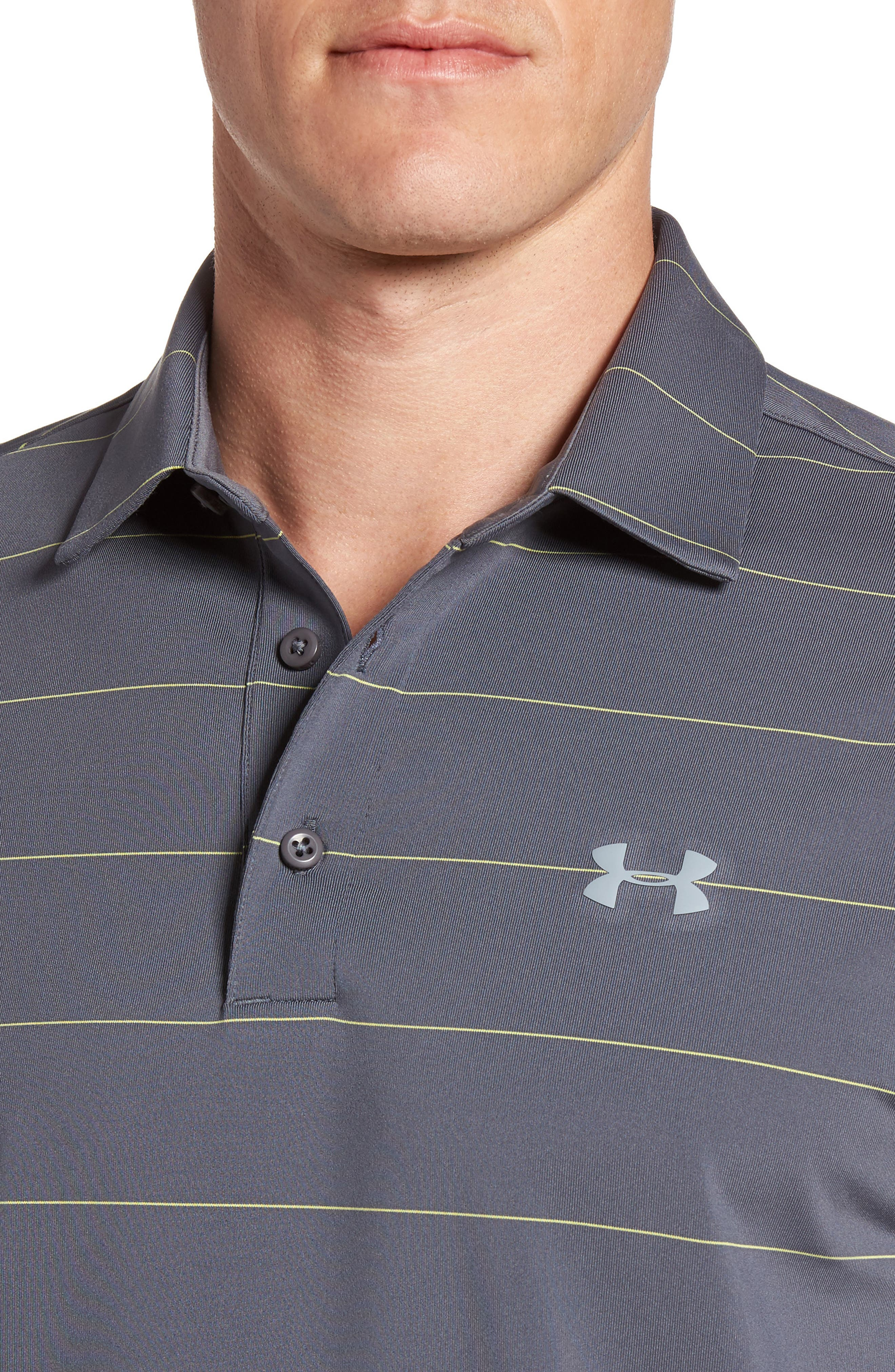 'Playoff' Loose Fit Short Sleeve Polo,                             Alternate thumbnail 177, color,