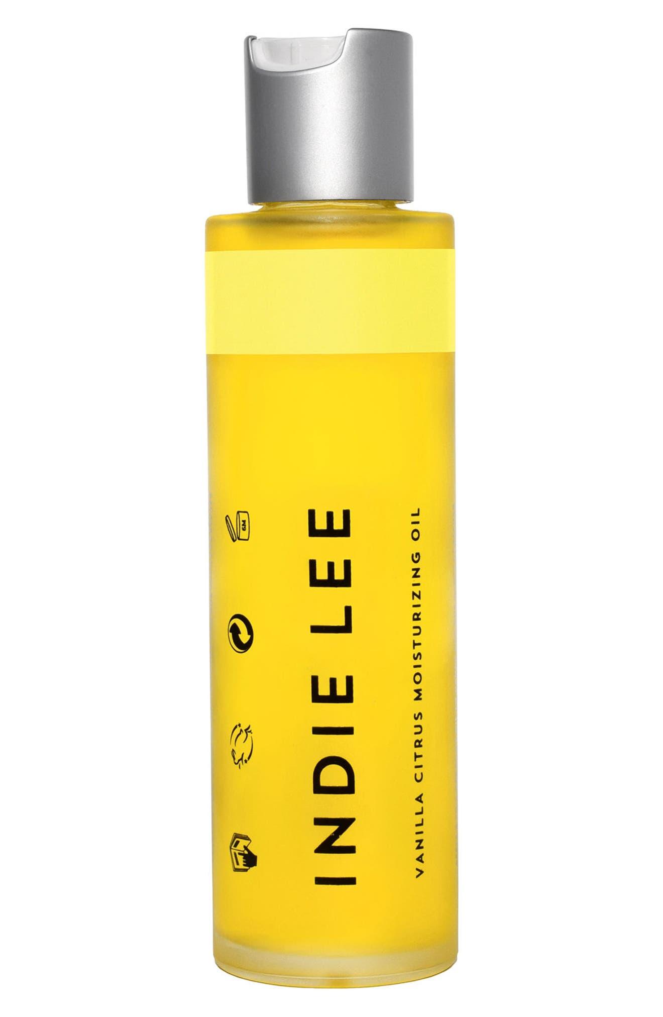 Vanilla Citrus Moisturizing Oil, Main, color, 000