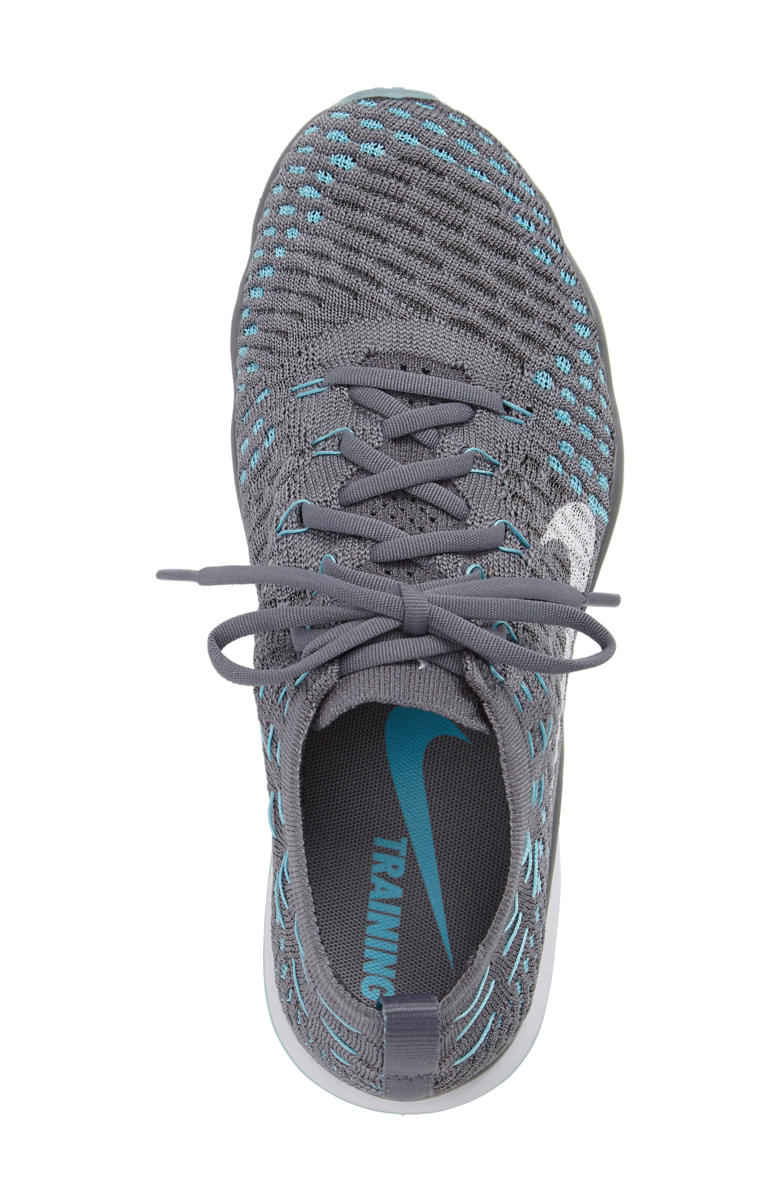 Air Zoom Fearless Flyknit Training Shoe,                             Alternate thumbnail 50, color,