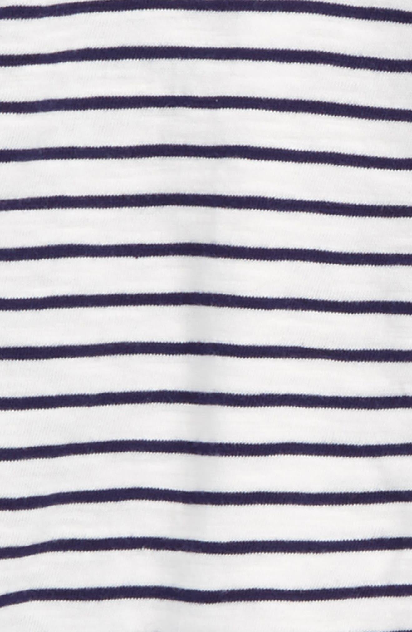Stripe Jersey Shirt,                             Alternate thumbnail 2, color,                             904