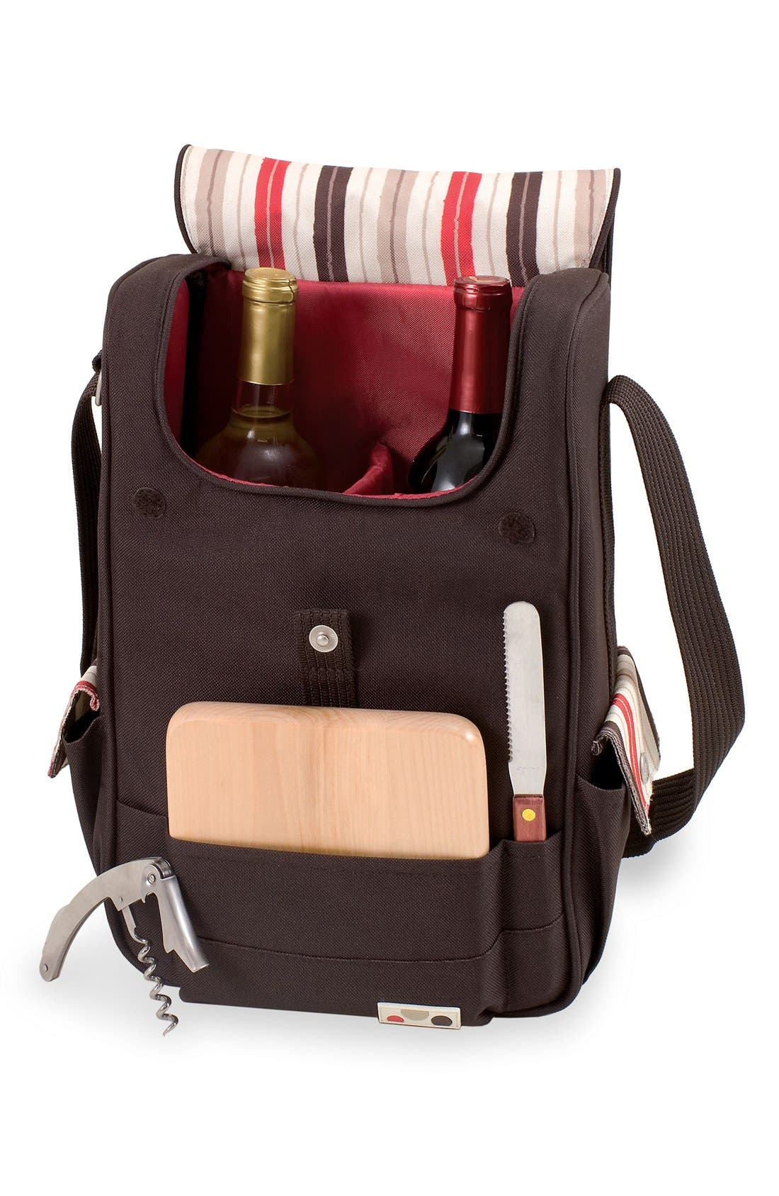 'Volare' Wine & Cheese Tote,                             Main thumbnail 1, color,                             200