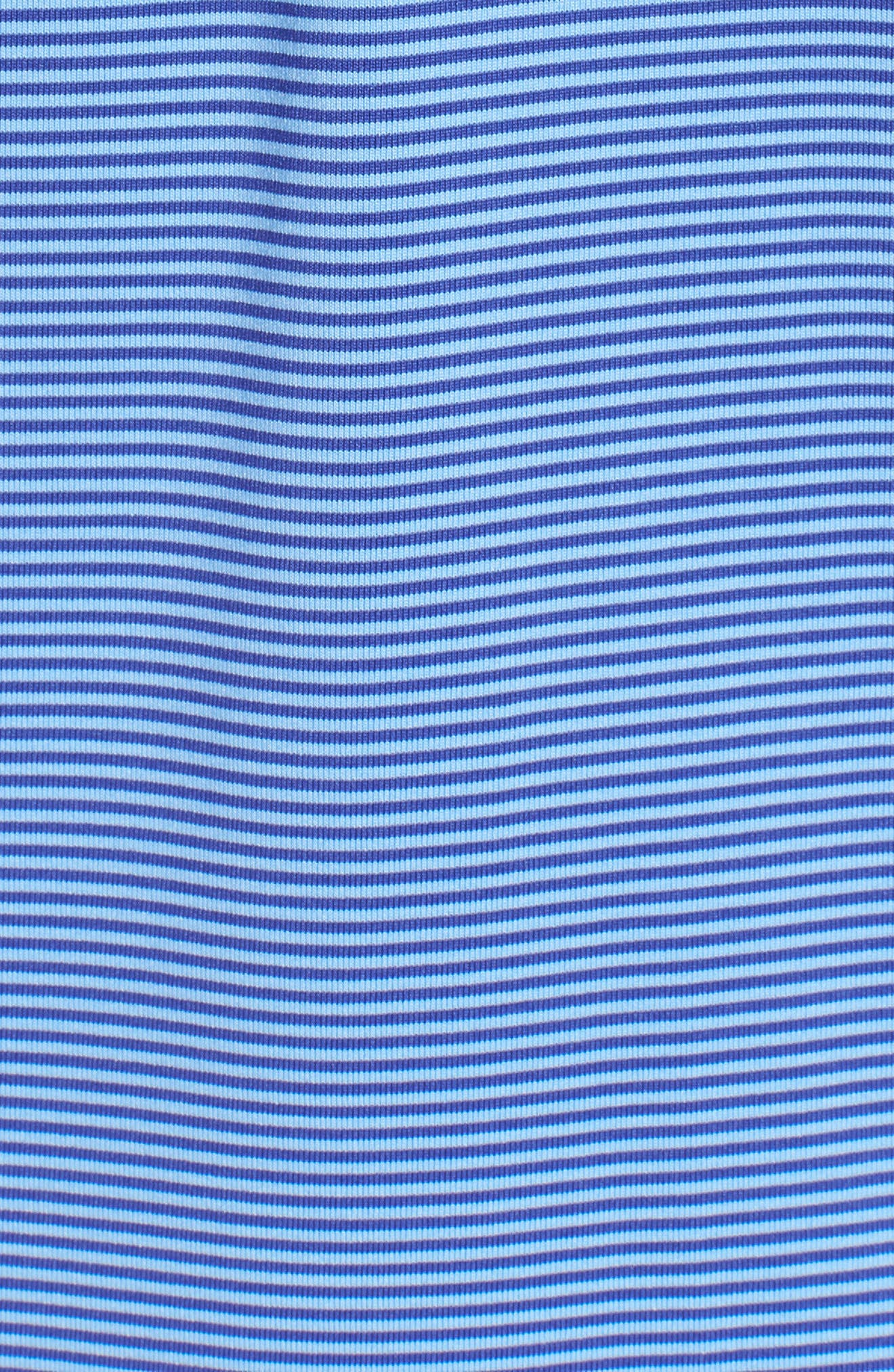 Saranac Jersey Polo,                             Alternate thumbnail 5, color,                             TWILIGHT/ ICE
