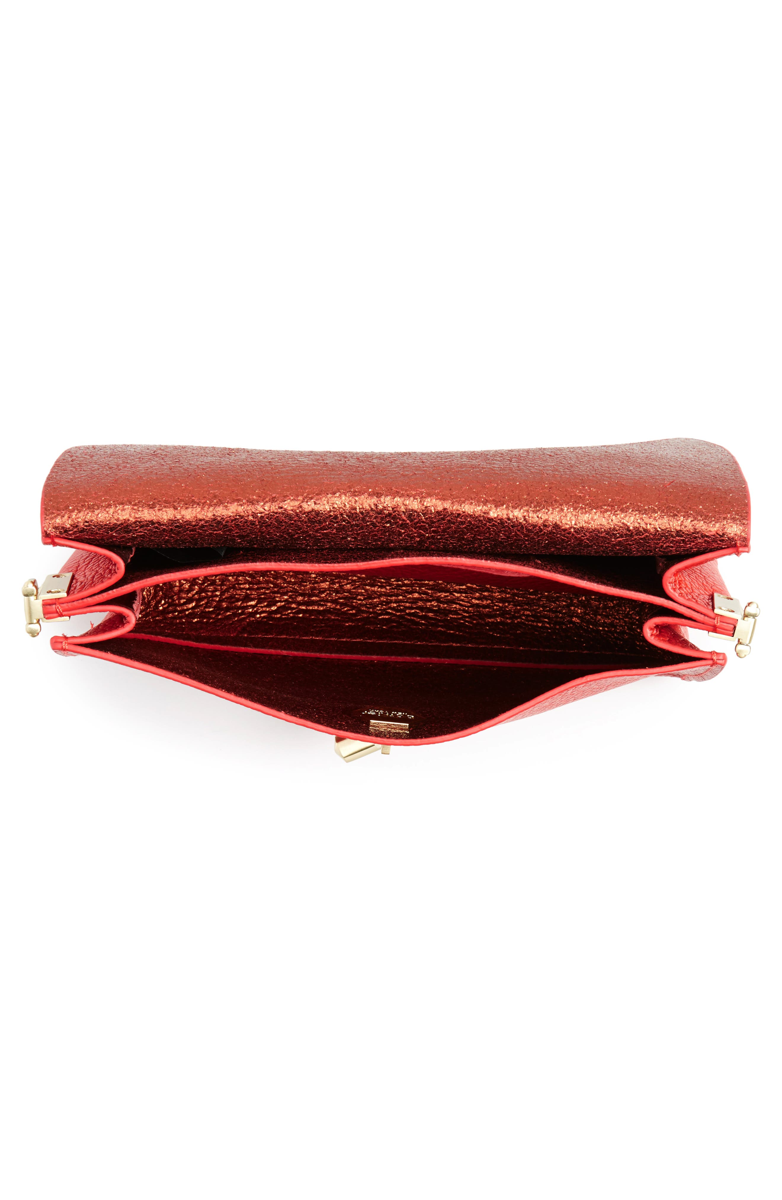Waverly Leather Crossbody Bag,                             Alternate thumbnail 30, color,