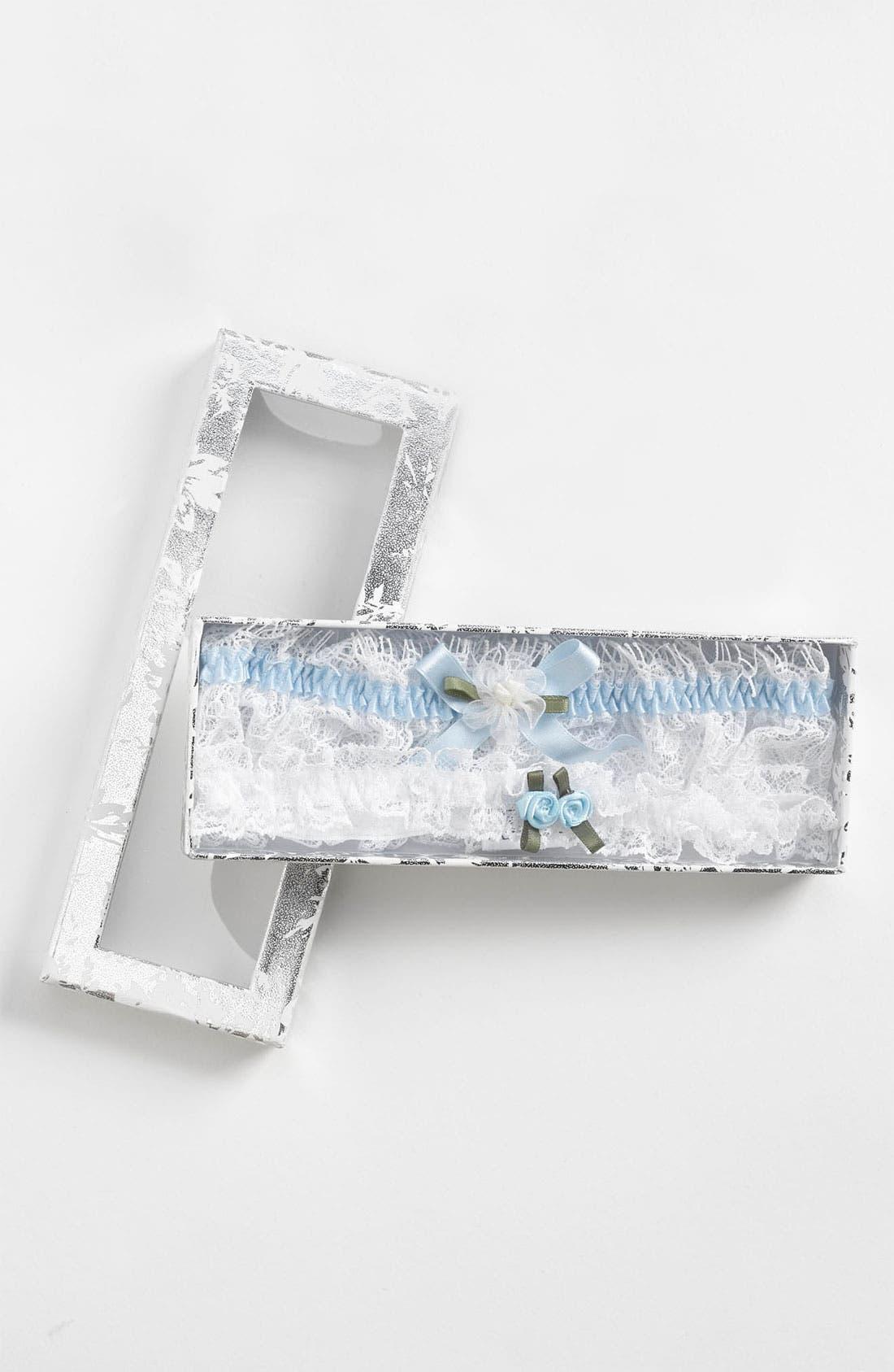 Keepsake Bridal Box,                             Main thumbnail 1, color,                             WHITE