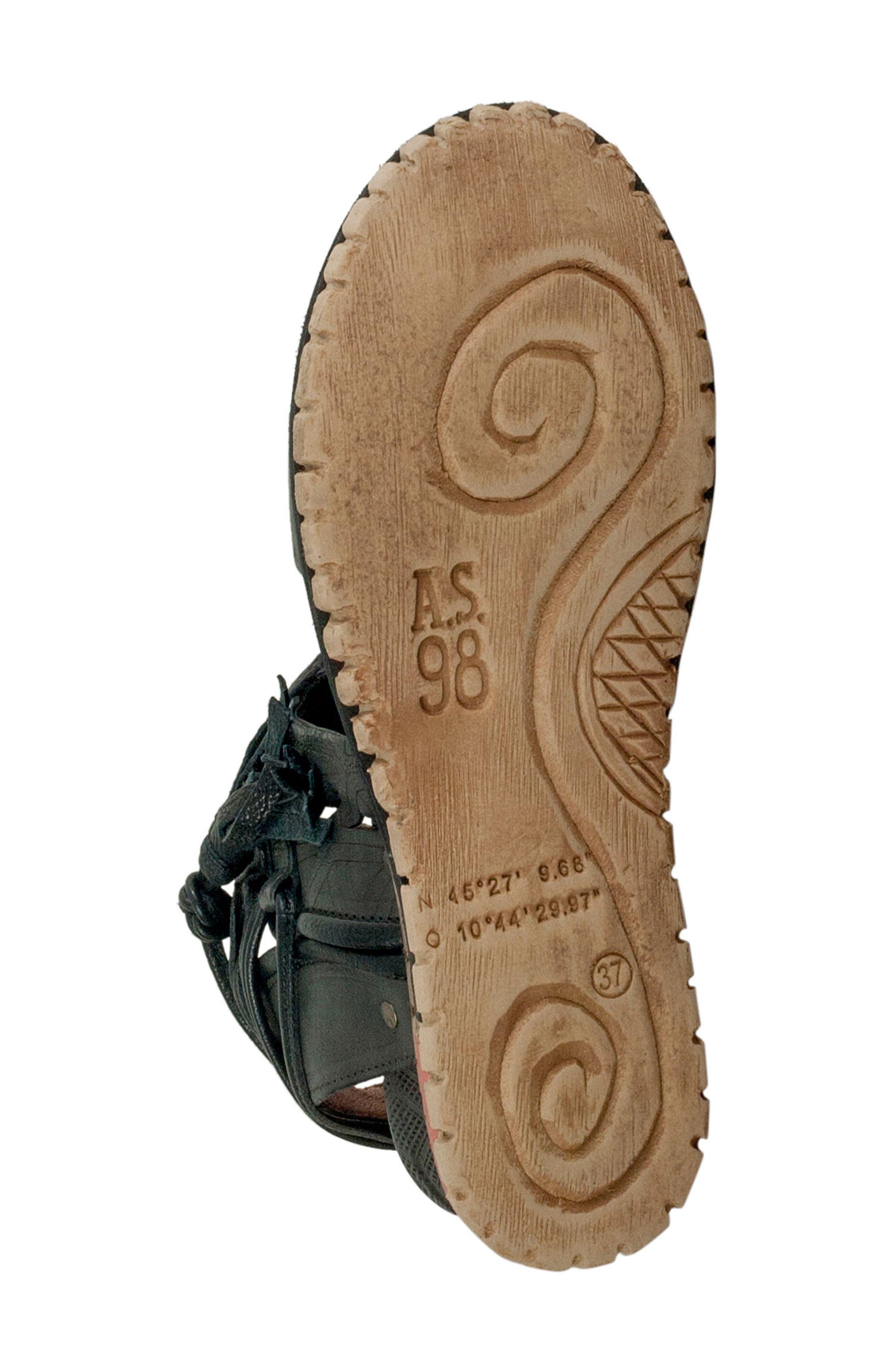 Petrona Ankle Shield Sandal,                             Alternate thumbnail 6, color,                             095