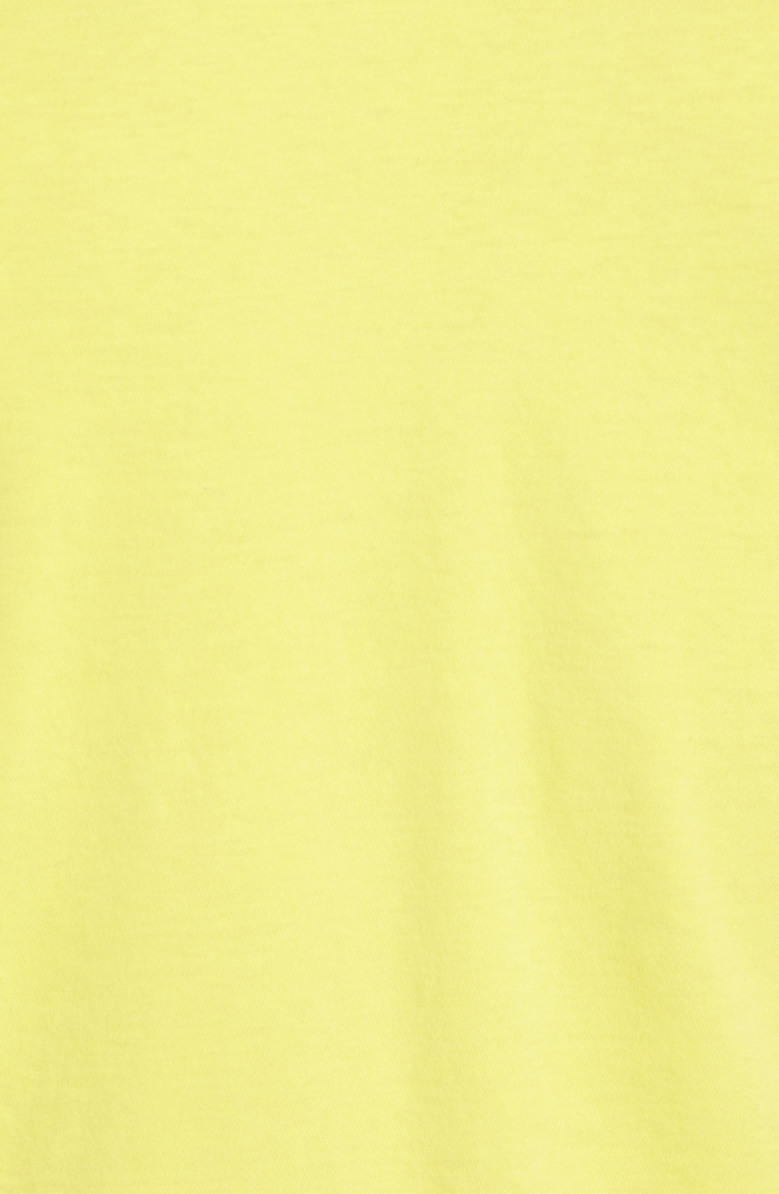 Crewneck Jersey T-Shirt,                             Alternate thumbnail 442, color,