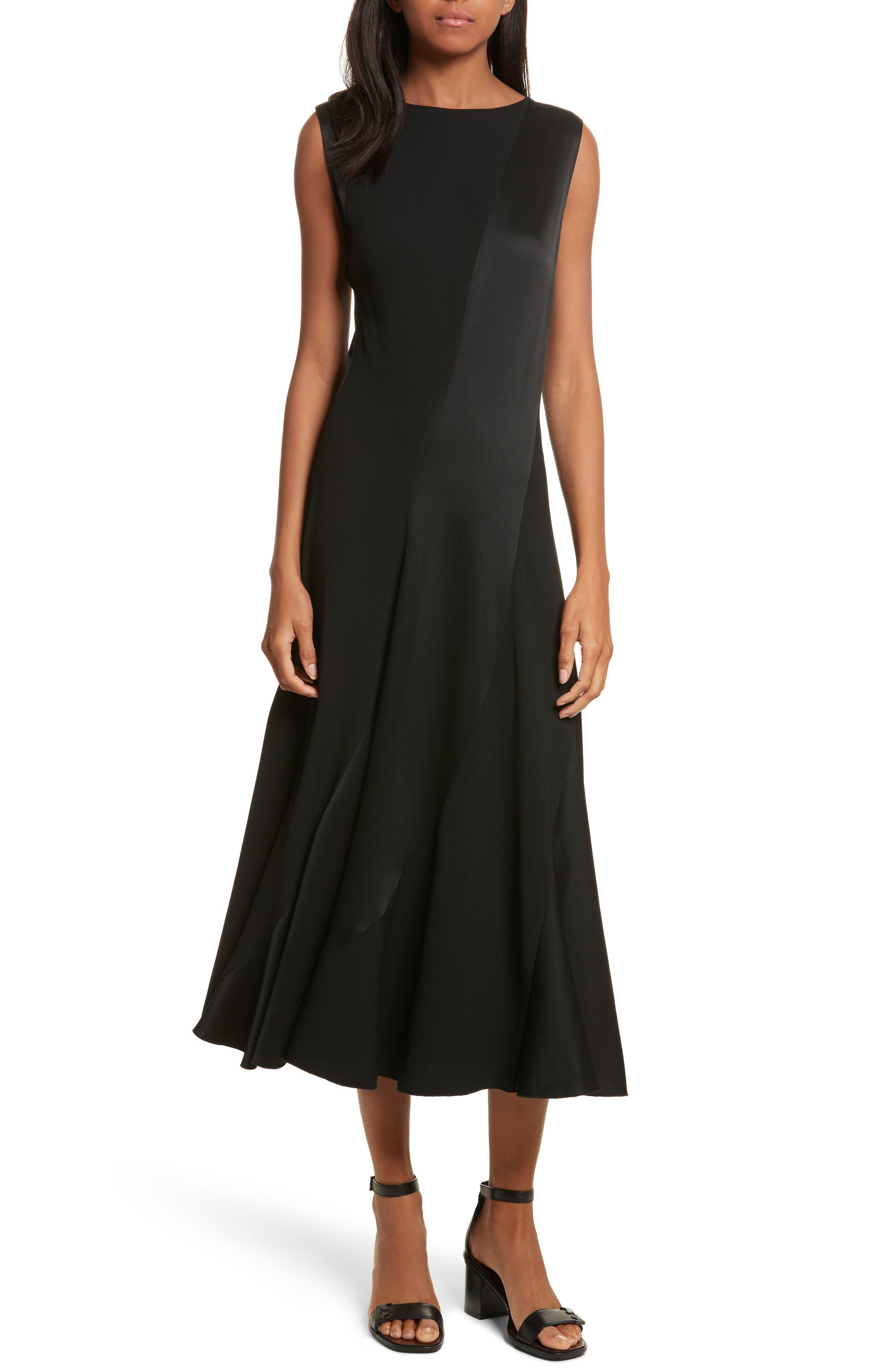 Hailee Sleeveless Midi Dress,                             Main thumbnail 1, color,