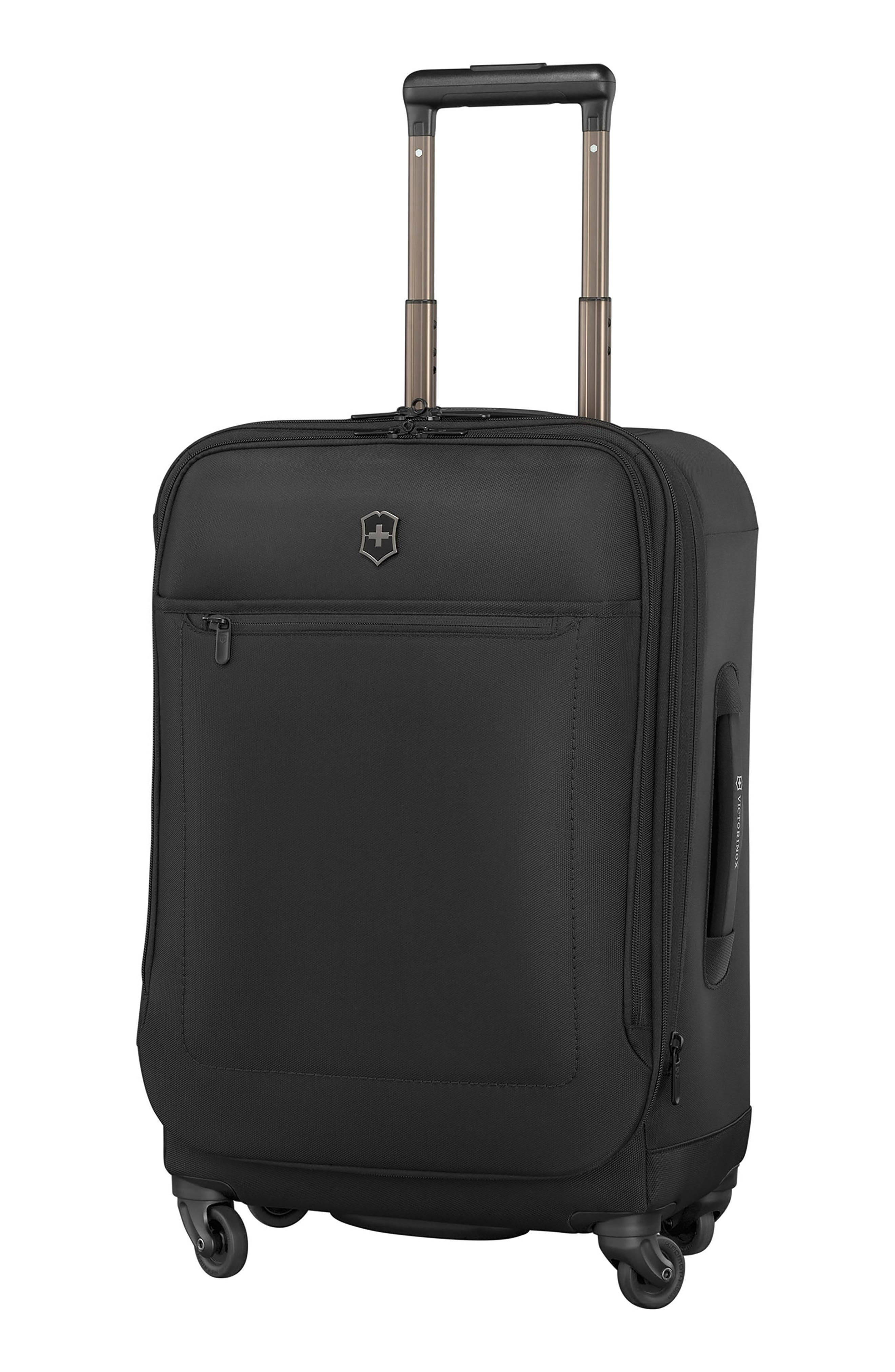 Avolve 3.0 24-Inch Large Wheeled Packing Case,                         Main,                         color, BLACK
