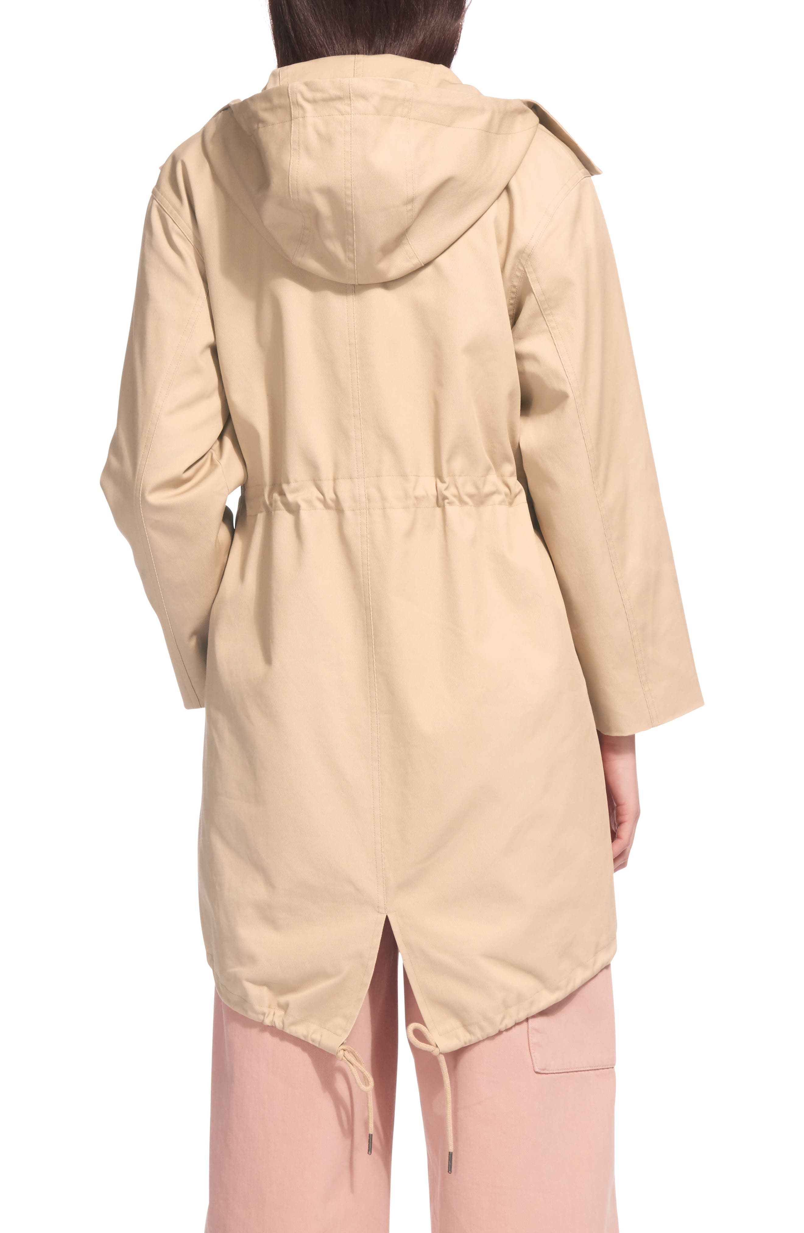Hooded Spring Parka,                             Alternate thumbnail 2, color,                             250