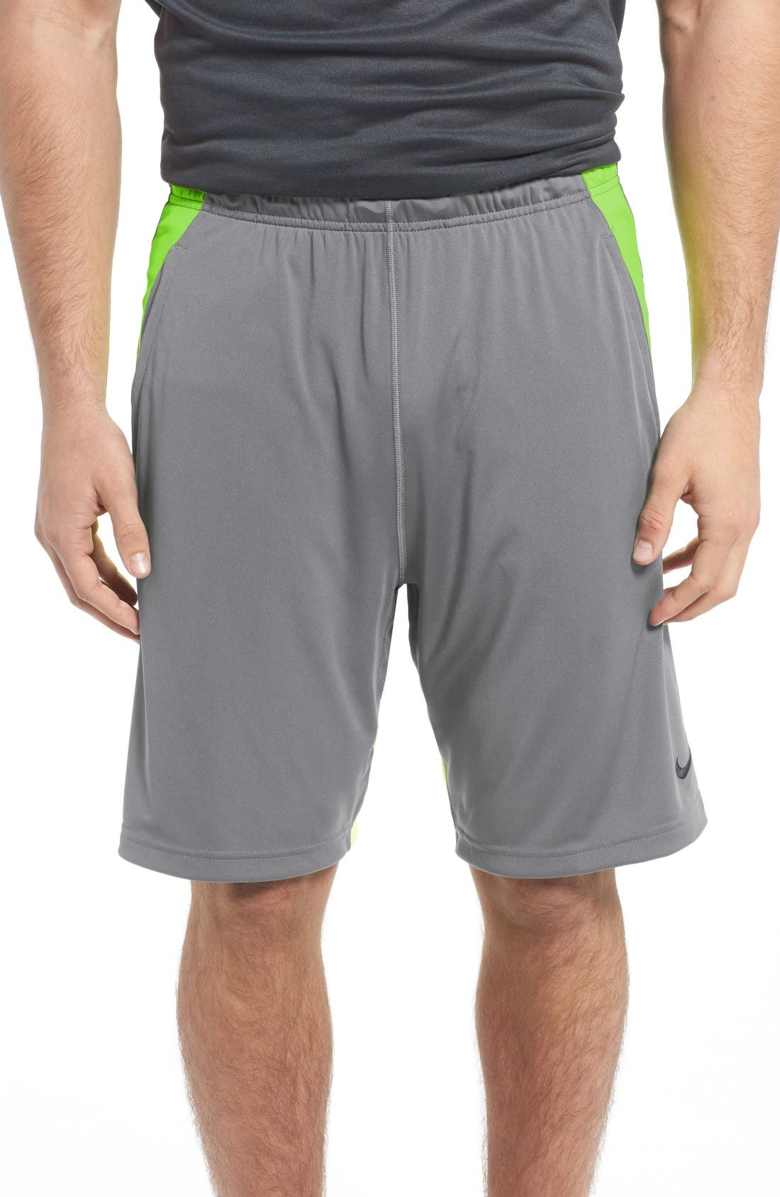 'Fly' Dri-FIT Training Shorts,                             Main thumbnail 16, color,
