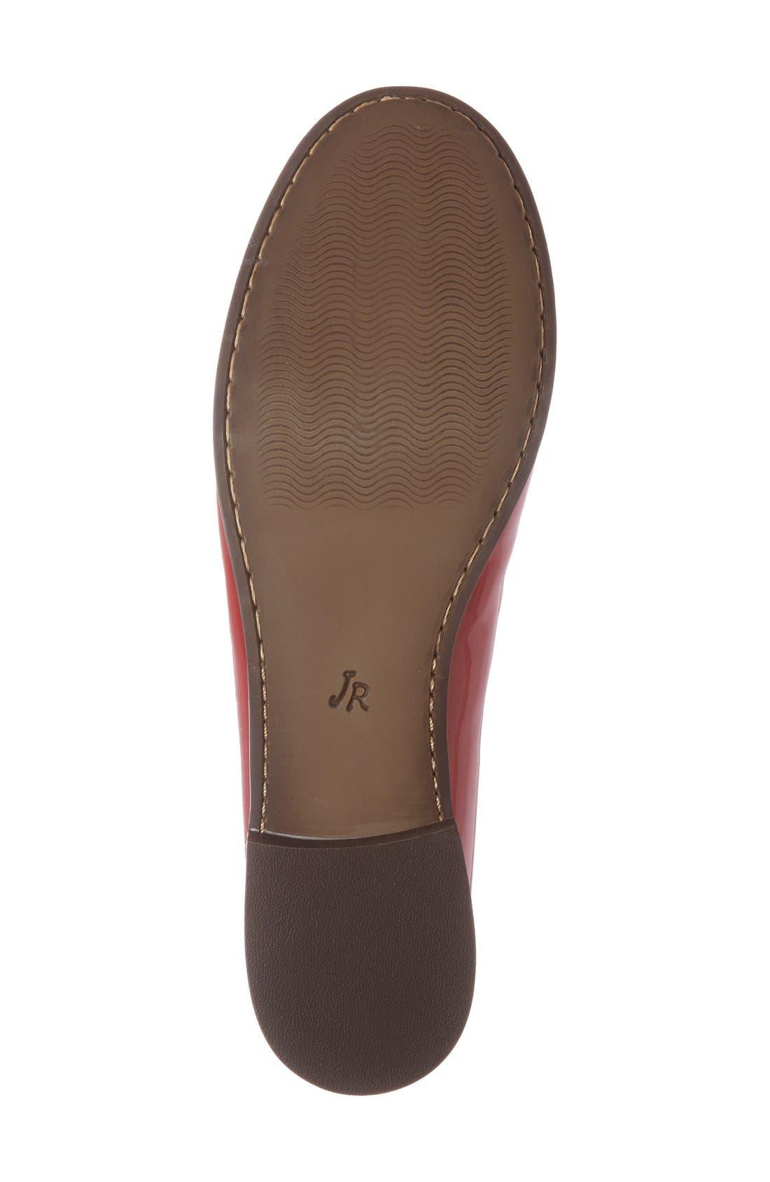 'Quinn' Leather Loafer,                             Alternate thumbnail 24, color,