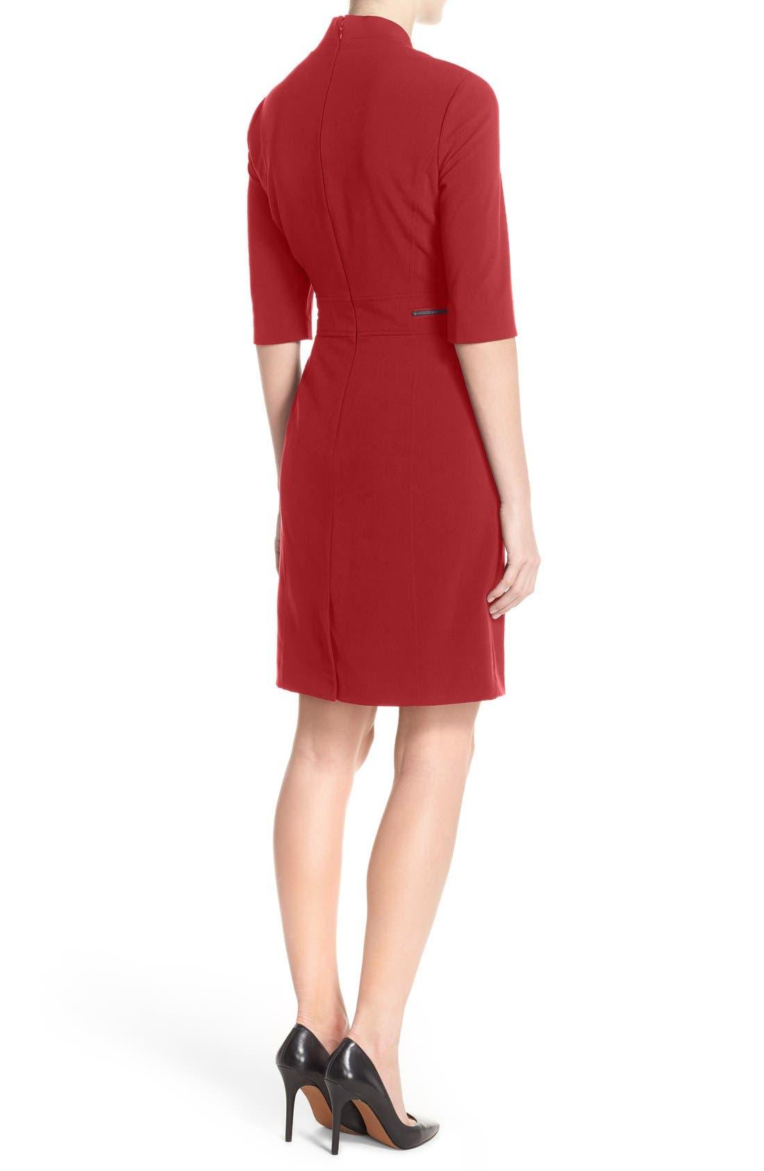 Sheath Dress,                             Alternate thumbnail 25, color,