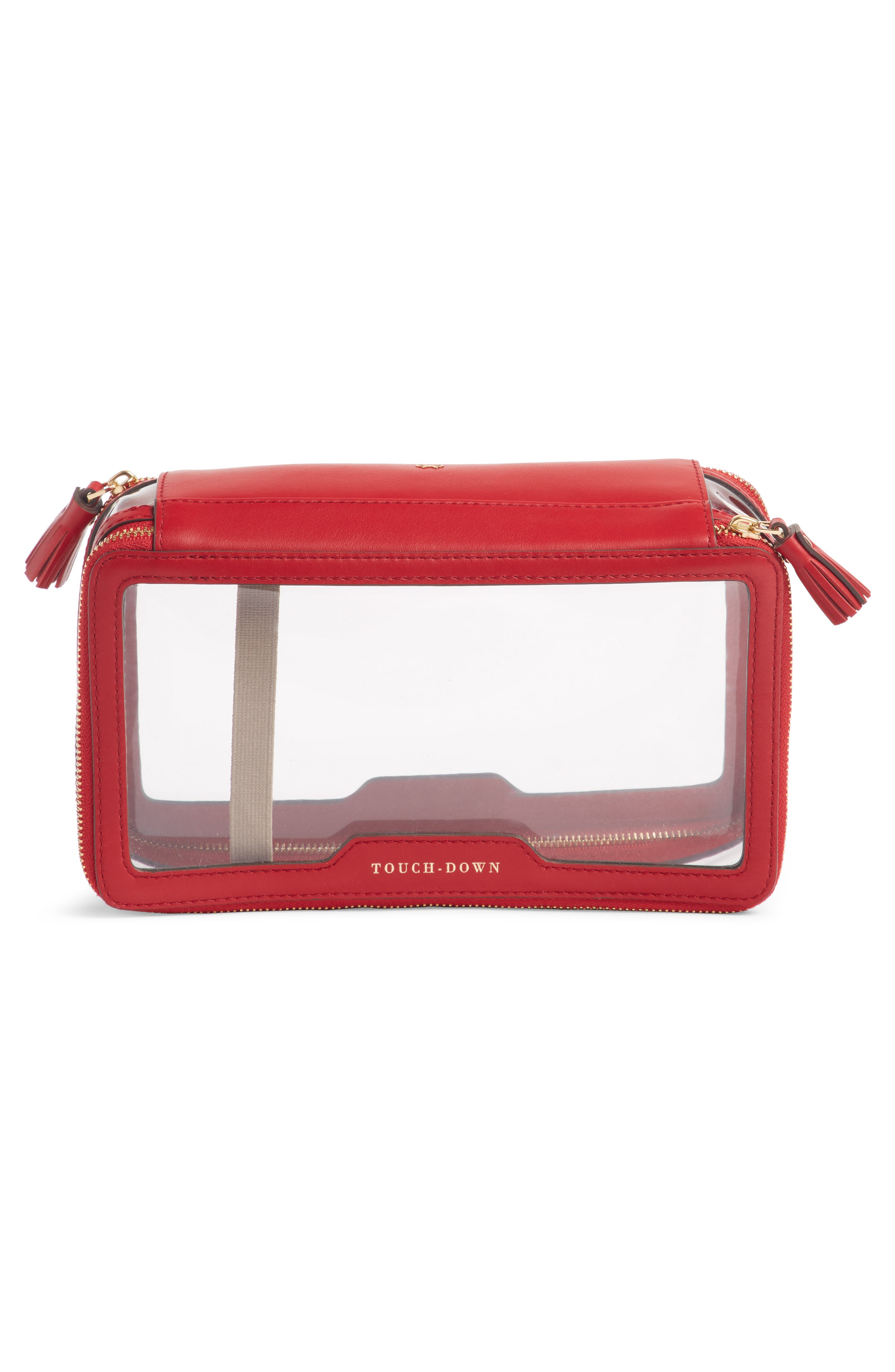 Inflight Clear Cosmetics Case,                             Alternate thumbnail 3, color,                             600