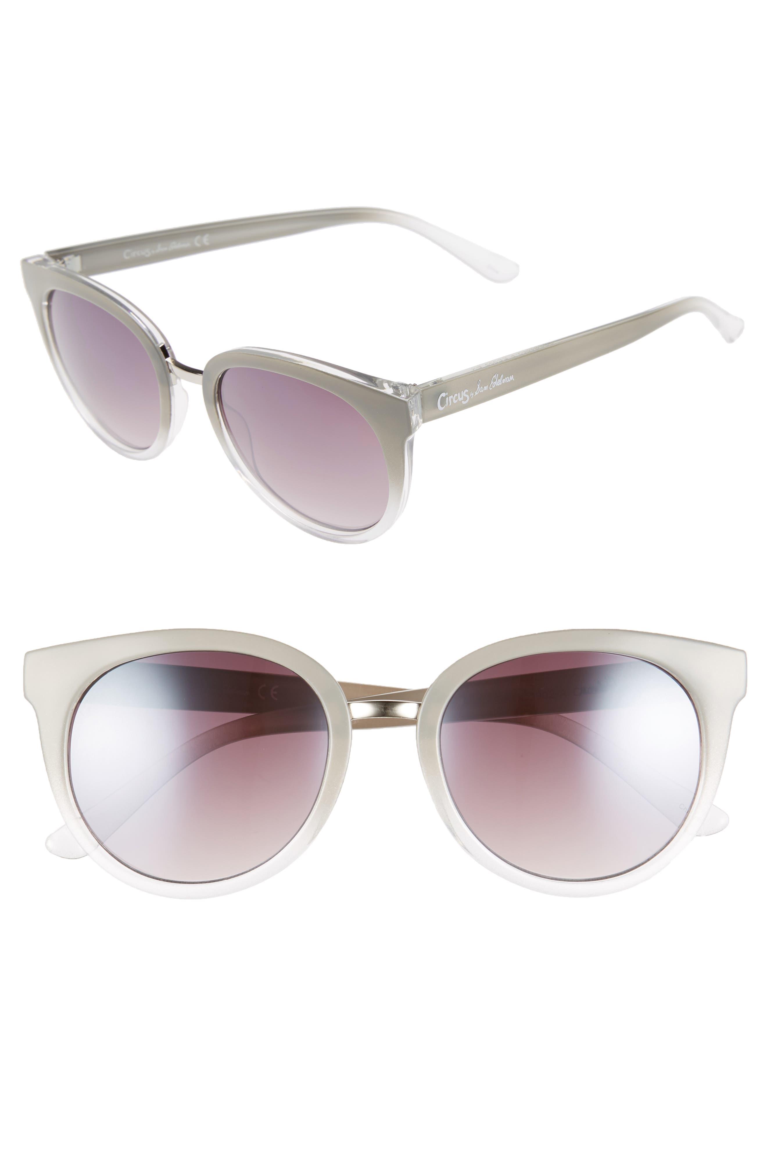 51mm Ombré Sunglasses,                             Main thumbnail 1, color,                             020