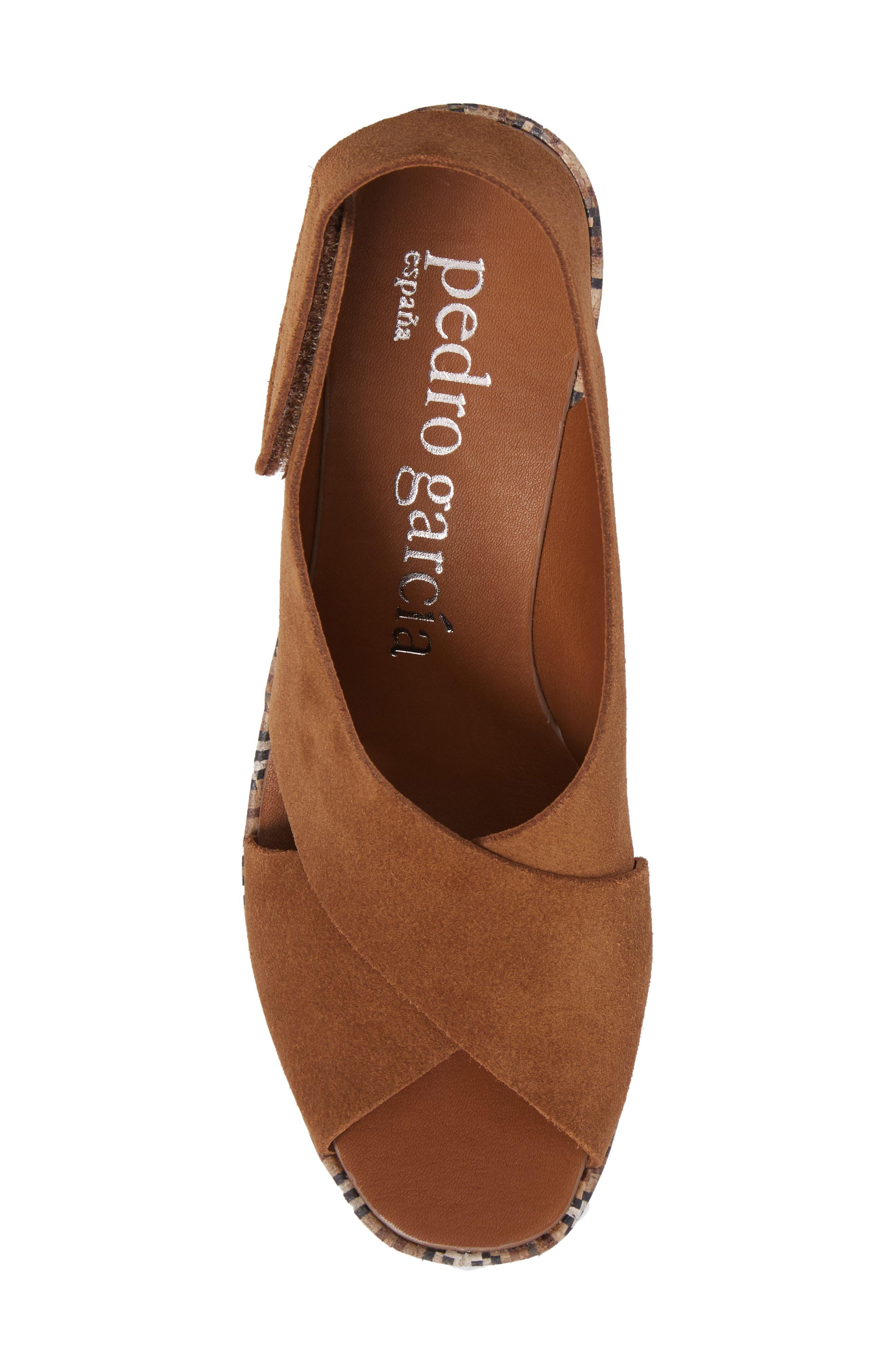 'Federica' Wedge Sandal,                             Alternate thumbnail 18, color,