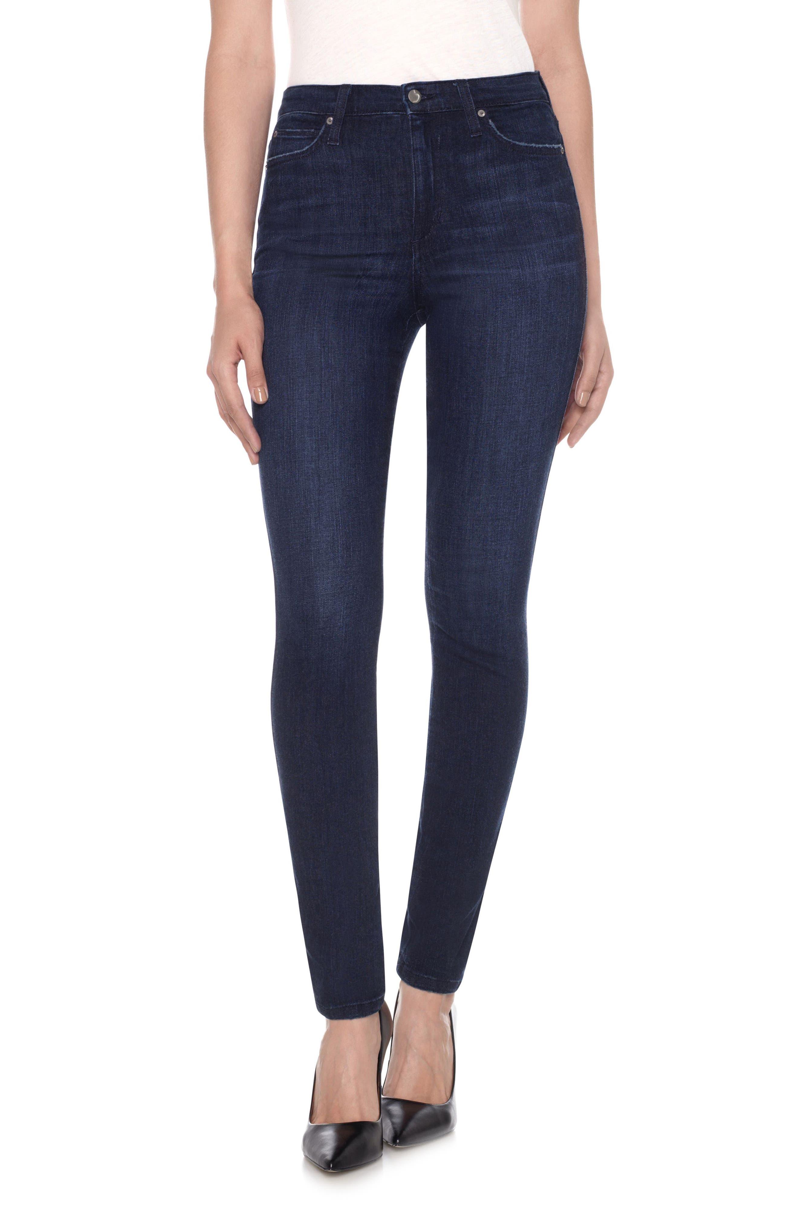 Flawless - Charlie High Waist Skinny Jeans,                         Main,                         color, 400