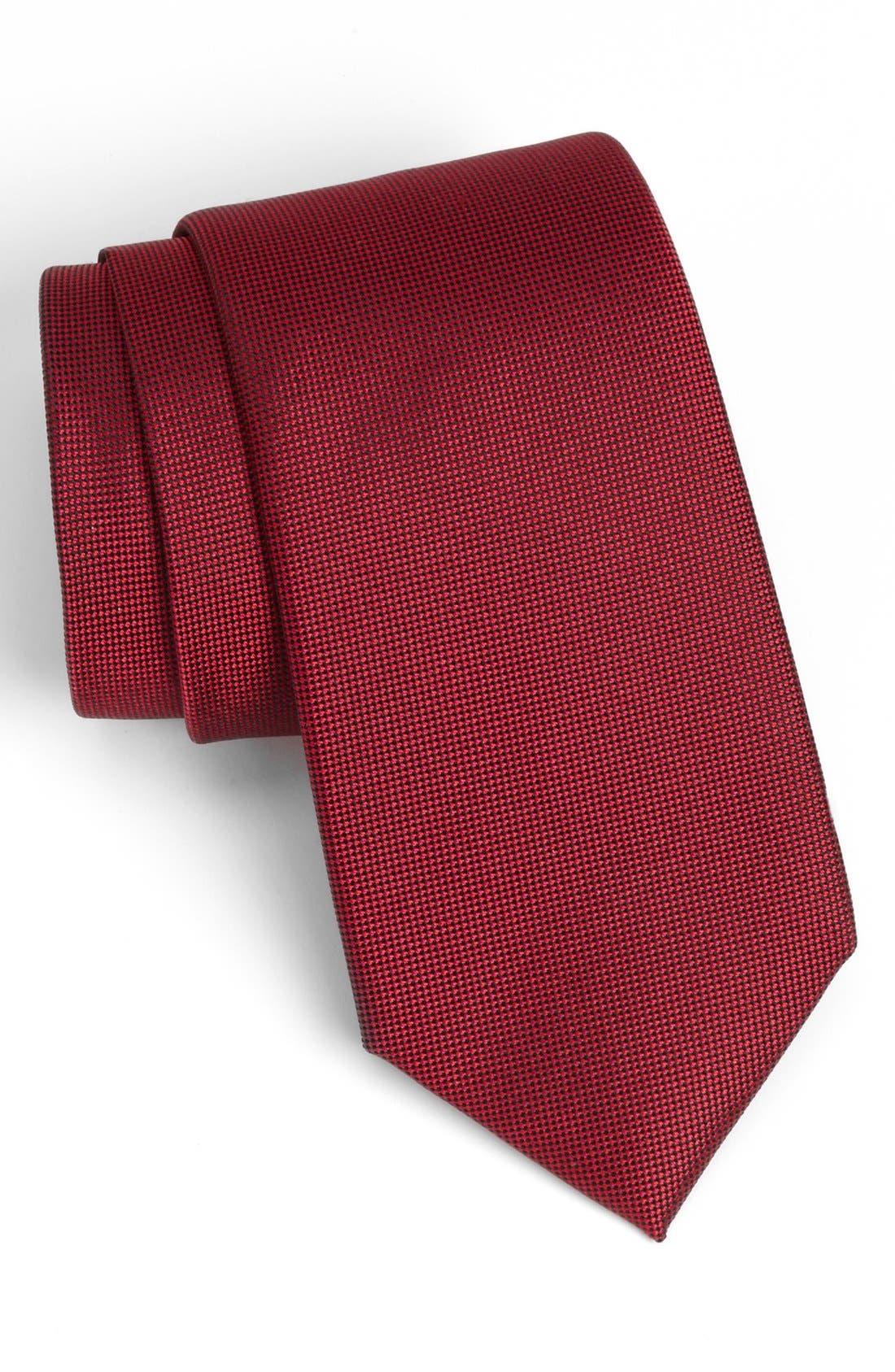 Woven Silk Tie,                             Main thumbnail 12, color,