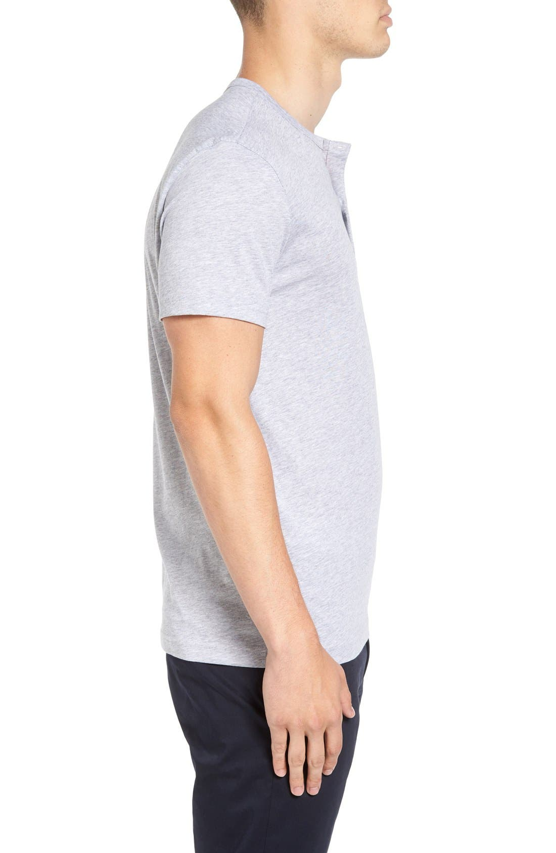 Henley T-Shirt,                             Alternate thumbnail 10, color,