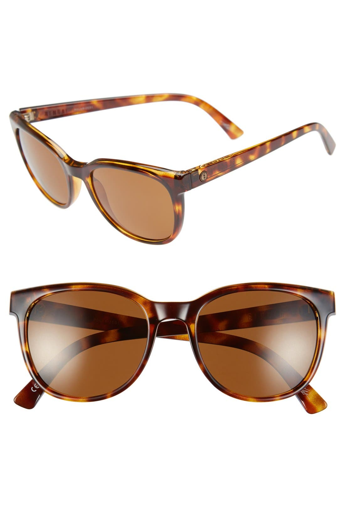 'Bengal' 54mm Polarized Sunglasses,                             Main thumbnail 2, color,