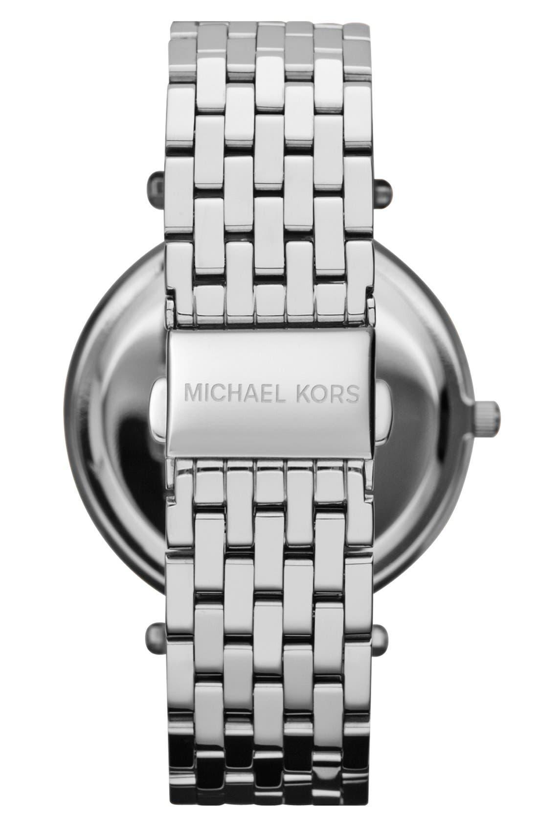 'Darci' Round Bracelet Watch, 39mm,                             Alternate thumbnail 75, color,