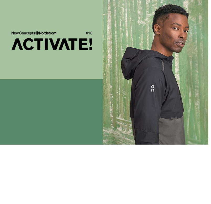 New Concepts at Nordstrom: Activate with new and exclusive gear!