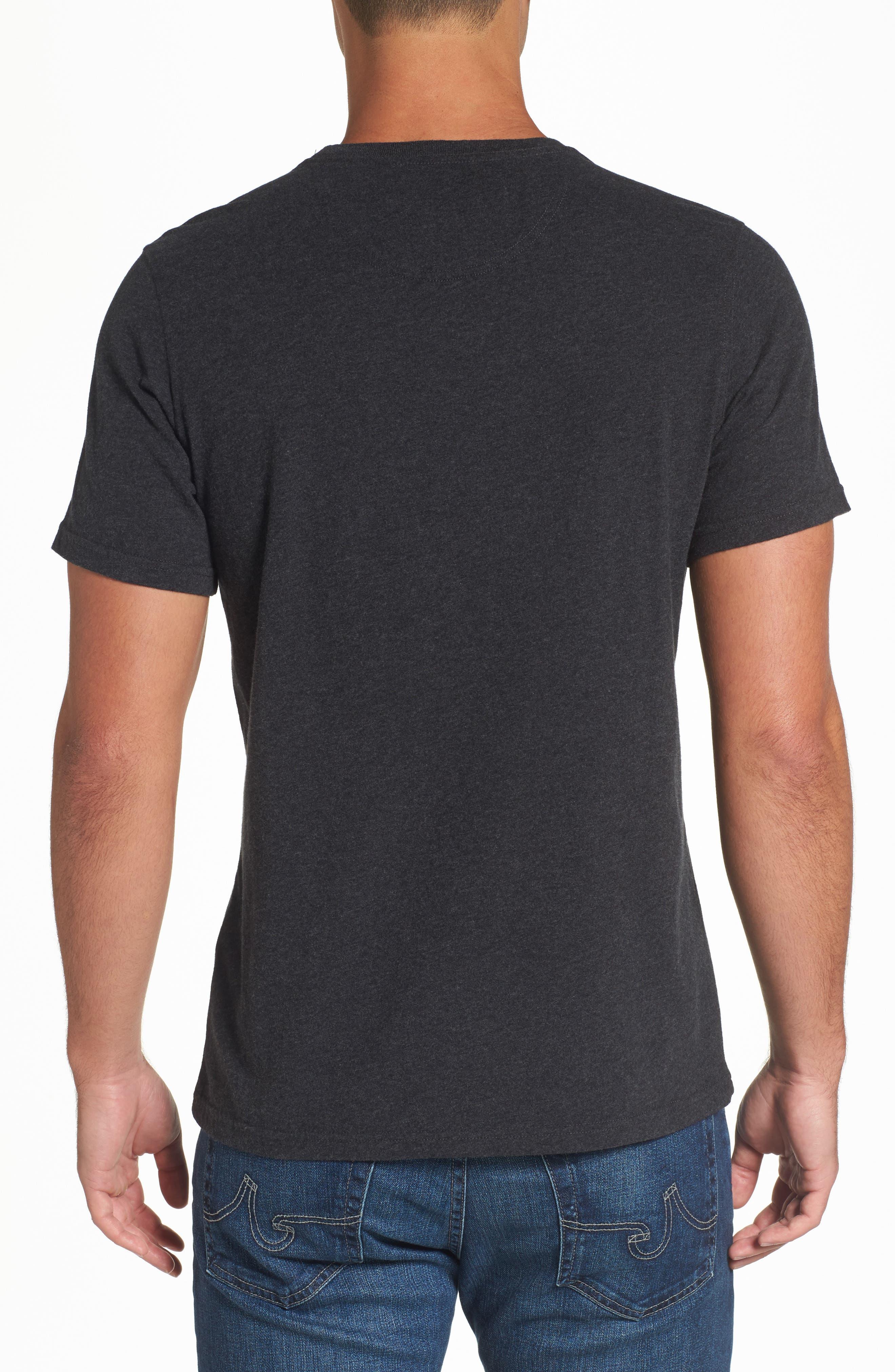 Blade Slim Fit Logo Graphic T-Shirt,                             Alternate thumbnail 2, color,                             020