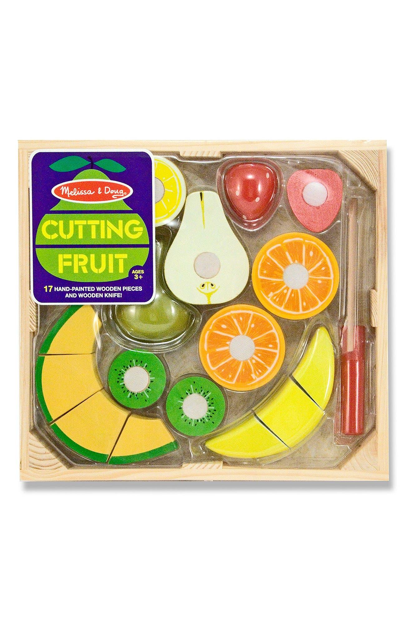 Cutting Fruit,                         Main,                         color,