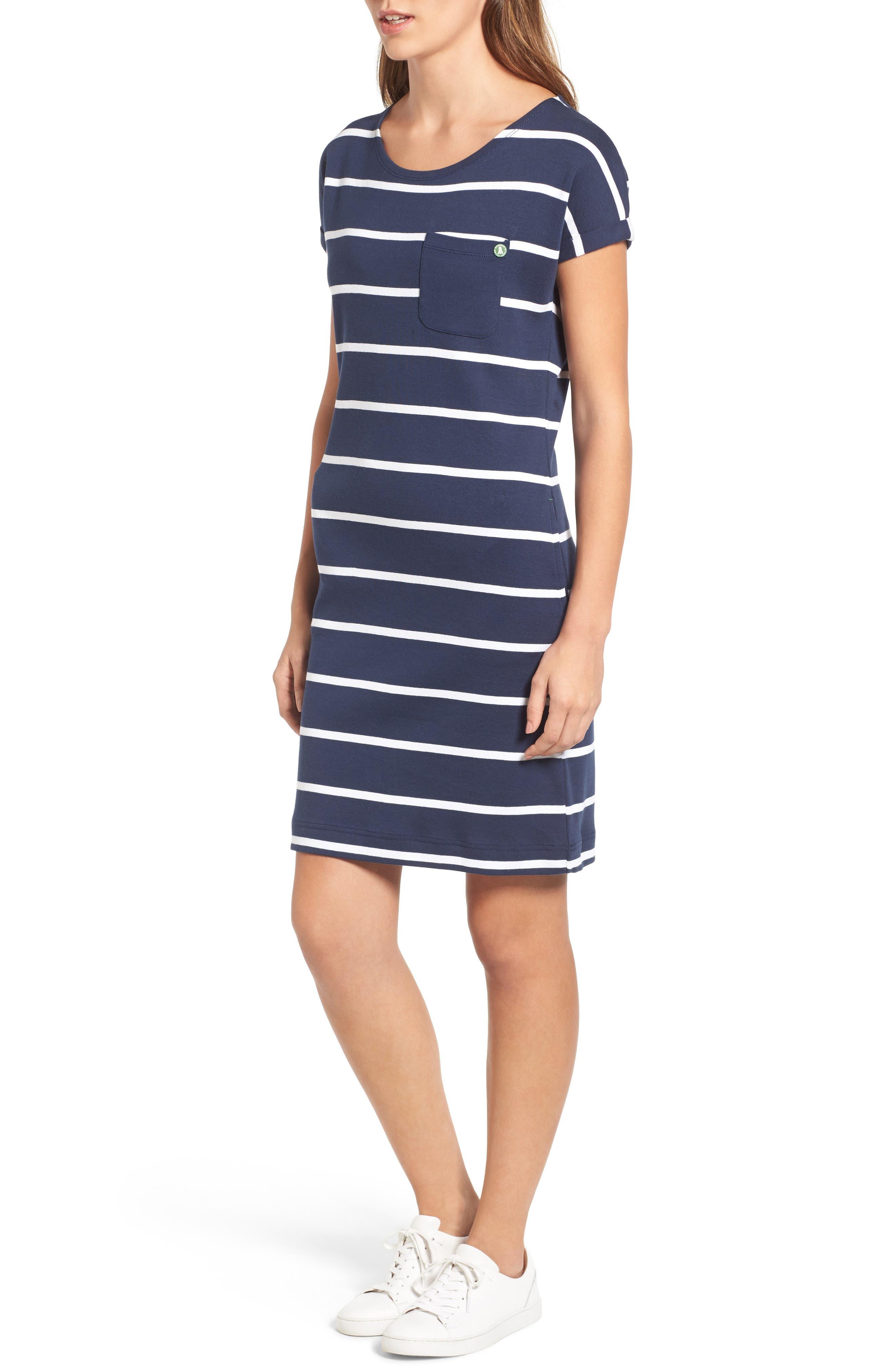 Blakeney T-Shirt Dress,                             Alternate thumbnail 3, color,