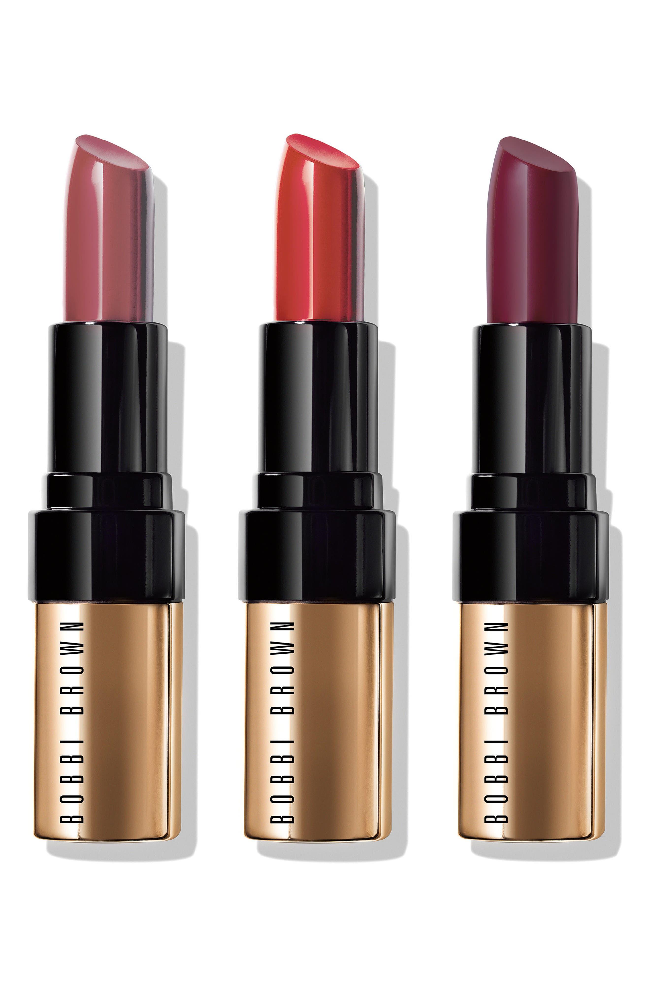 Luxe Lipstick Trio,                         Main,                         color, NO COLOR