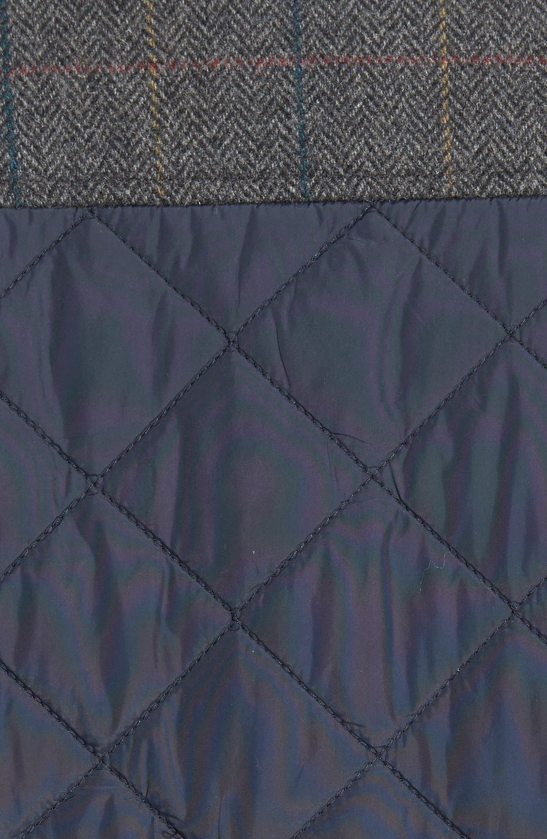 Quilted Vest,                             Alternate thumbnail 6, color,